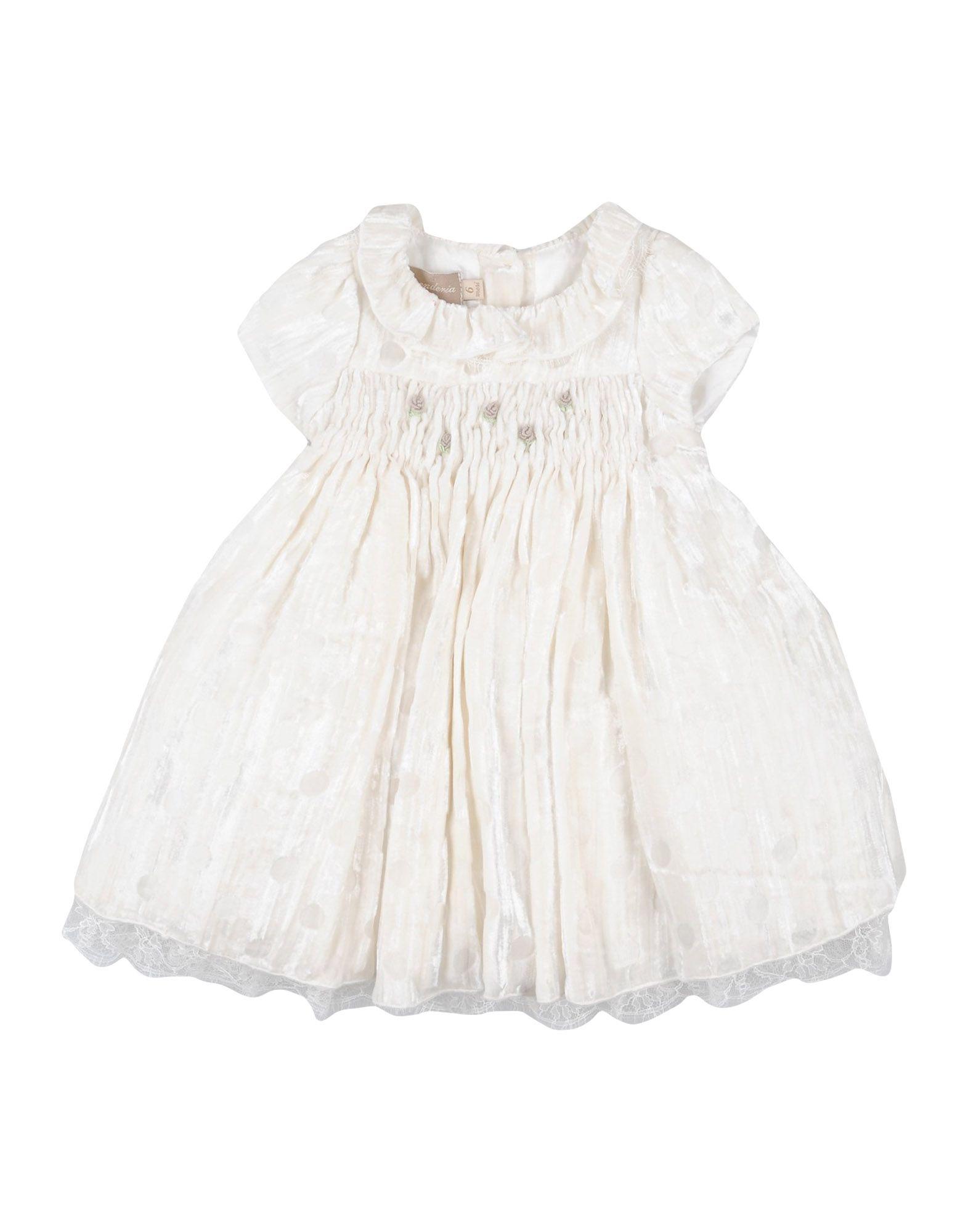 LA STUPENDERIA Dress in White