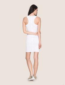 ARMANI EXCHANGE OTTOMAN MESH BODYCON DRESS Mini dress Woman e