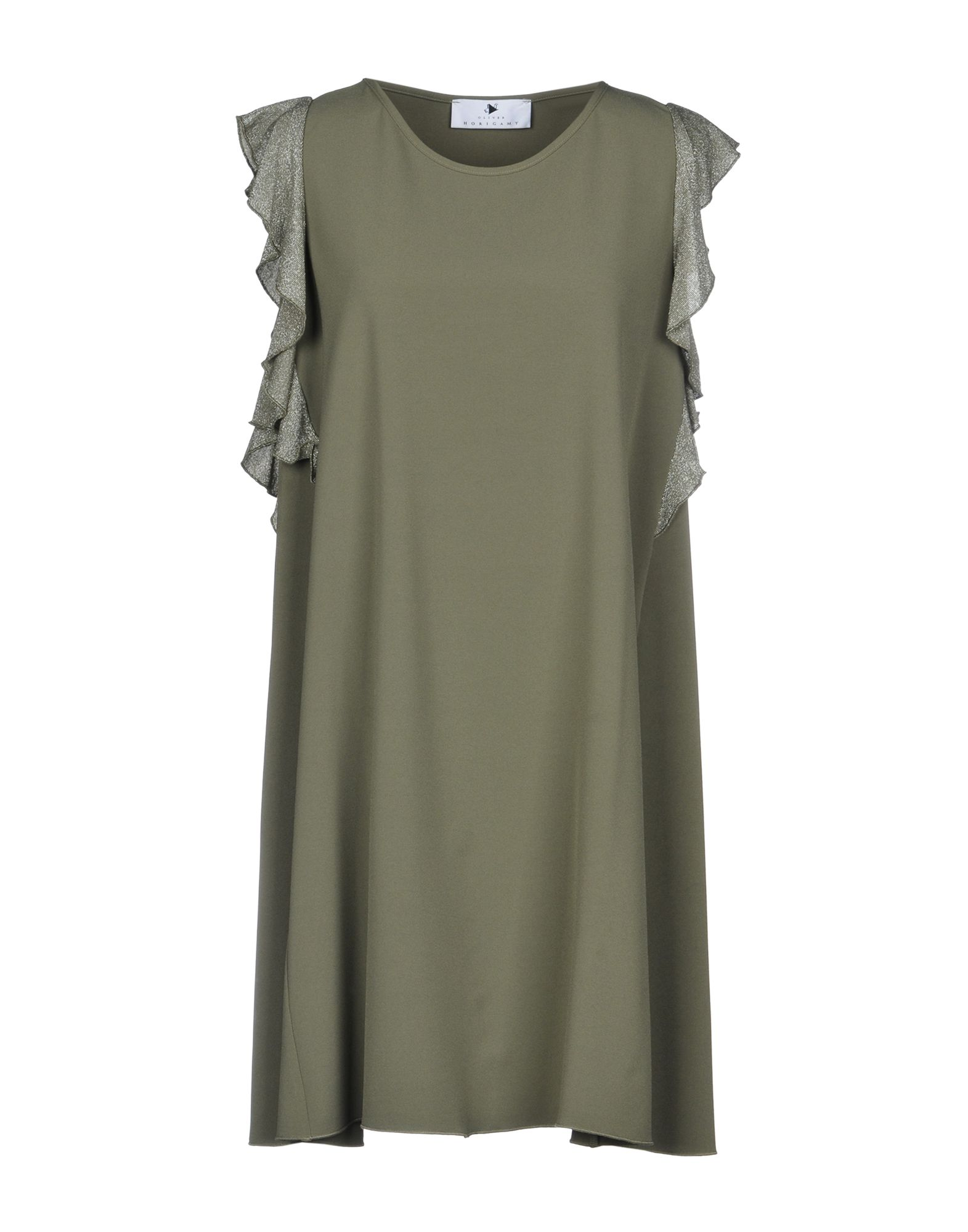 OLIVER HORIGAMY Короткое платье