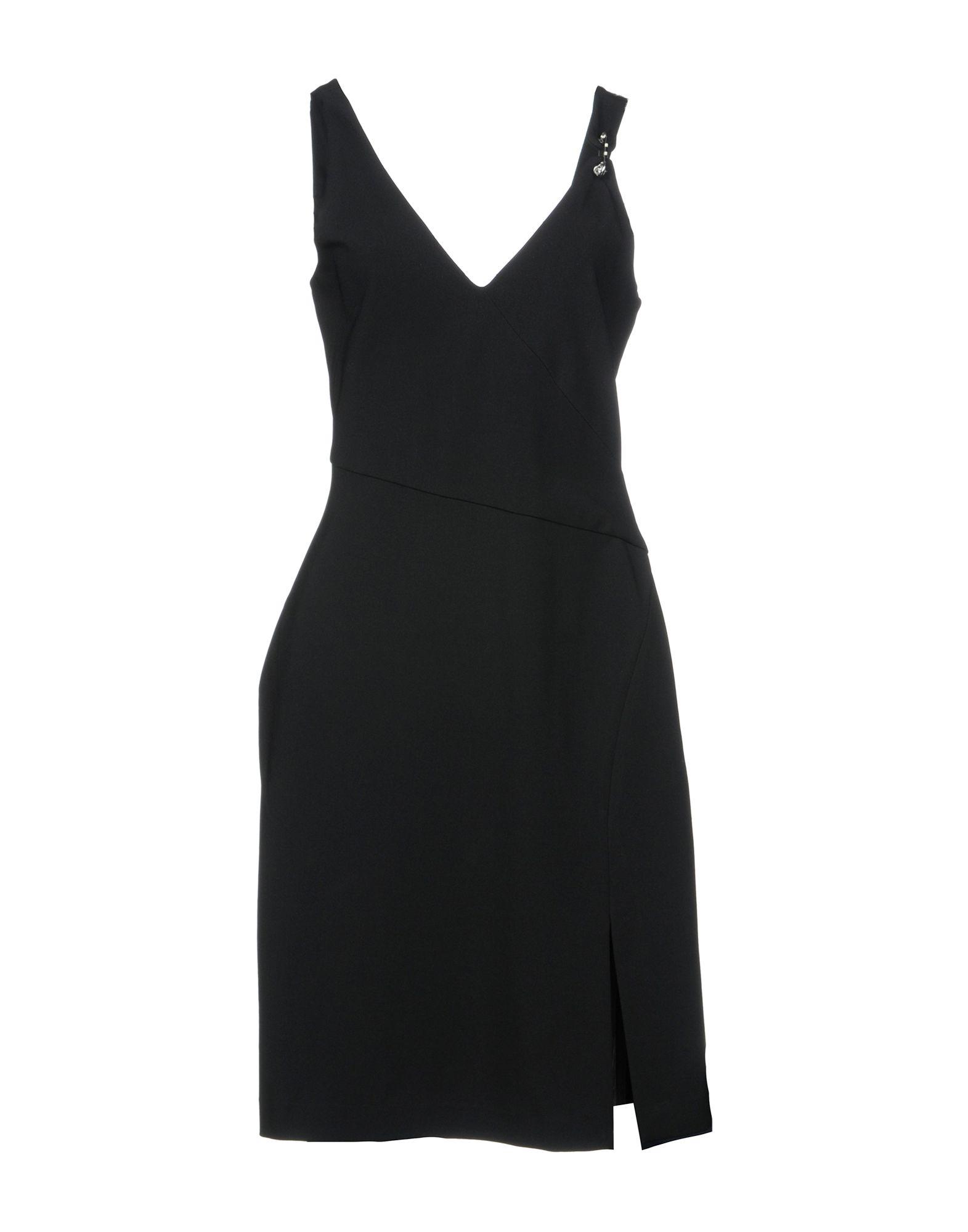 Фото - VERSUS VERSACE Короткое платье брошь blucome bijouteria esmaltes 7106100495