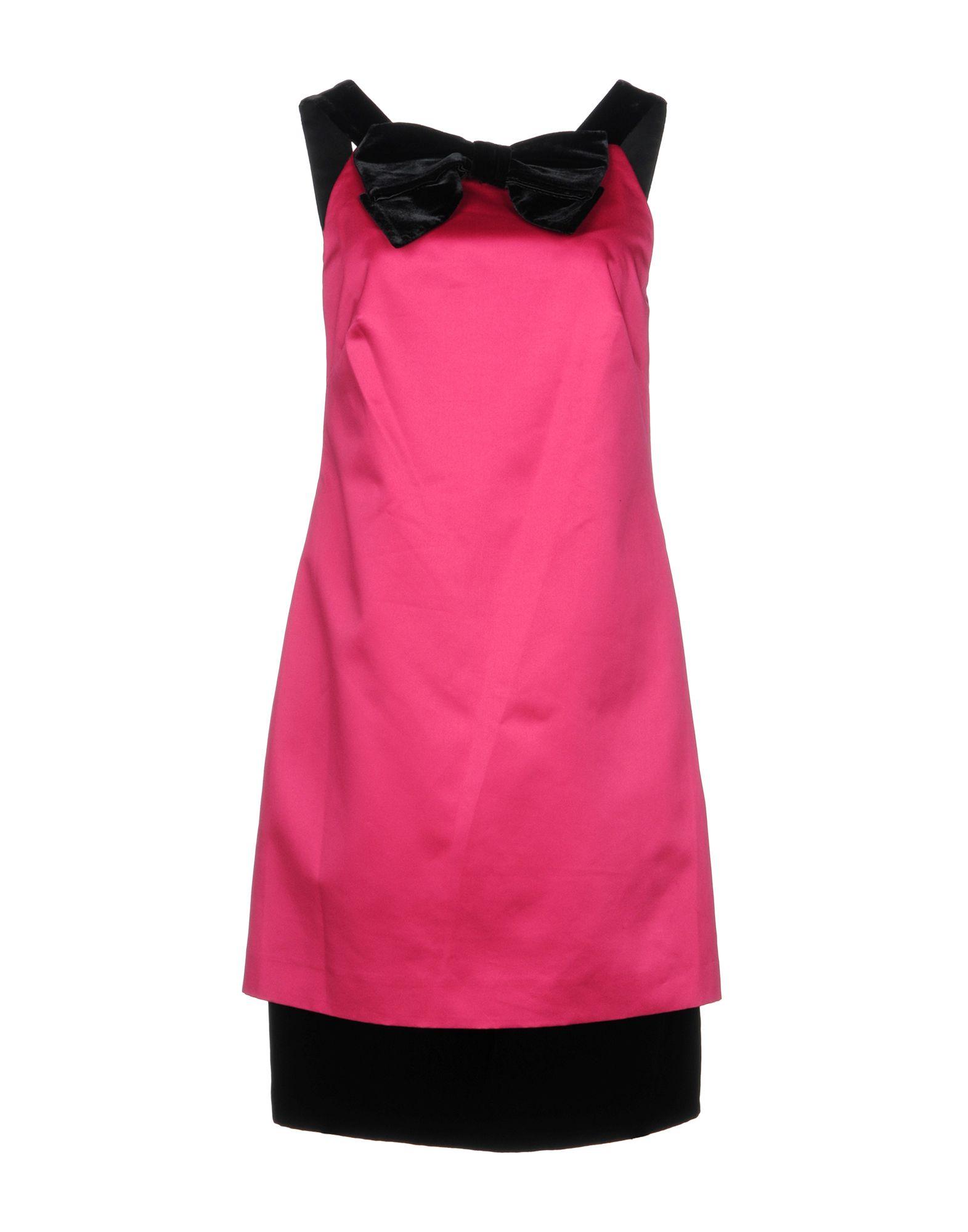 LUISA SPAGNOLI Короткое платье цена 2017