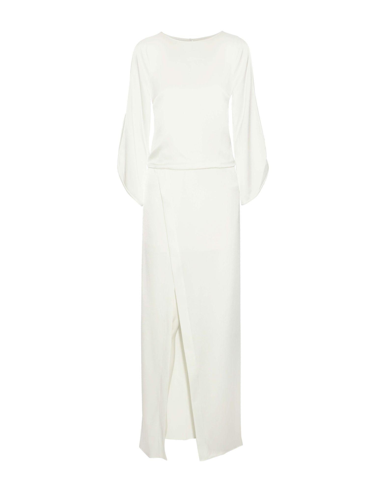 купить HALSTON HERITAGE Длинное платье по цене 29500 рублей