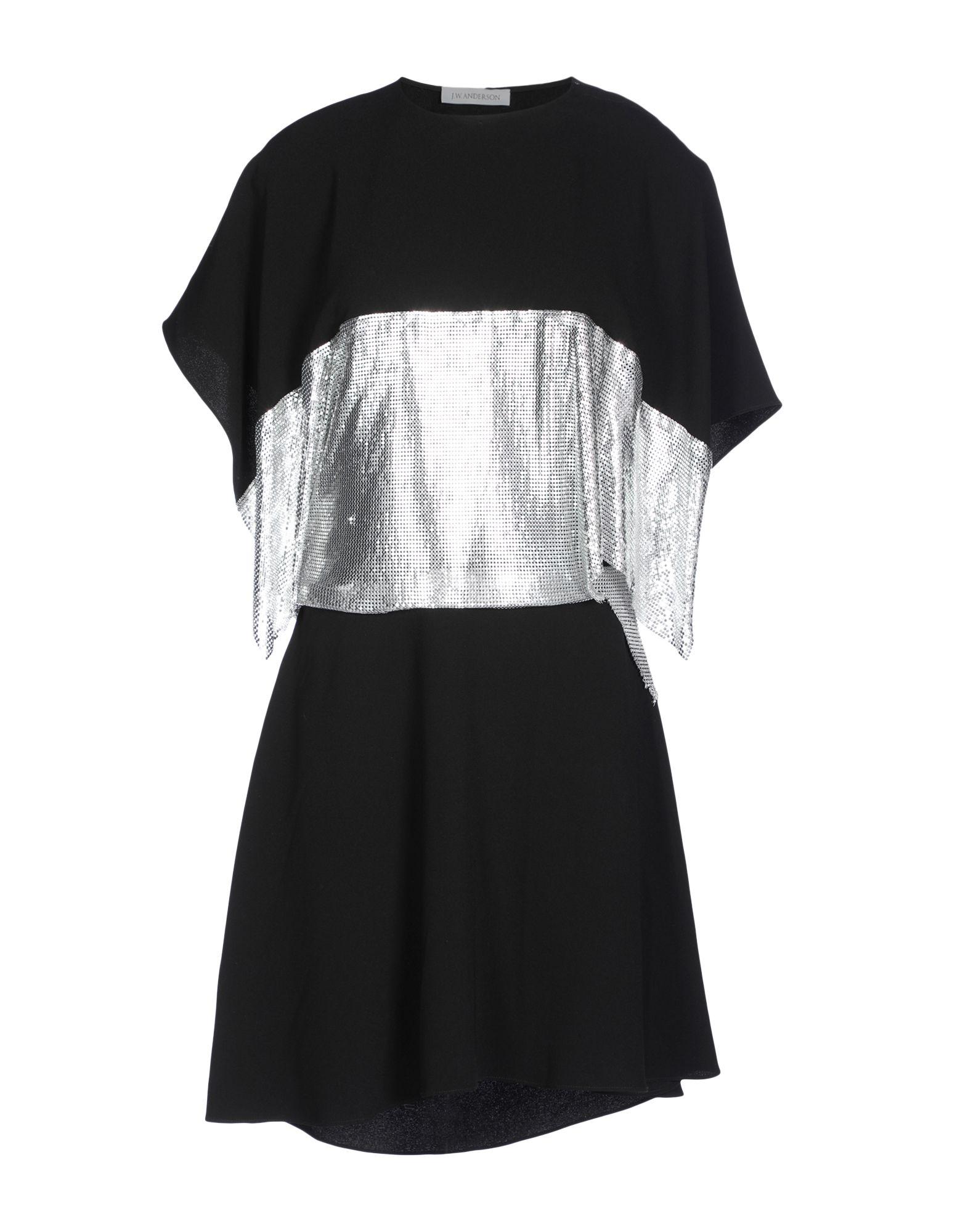 купить J.W.ANDERSON Короткое платье по цене 27000 рублей