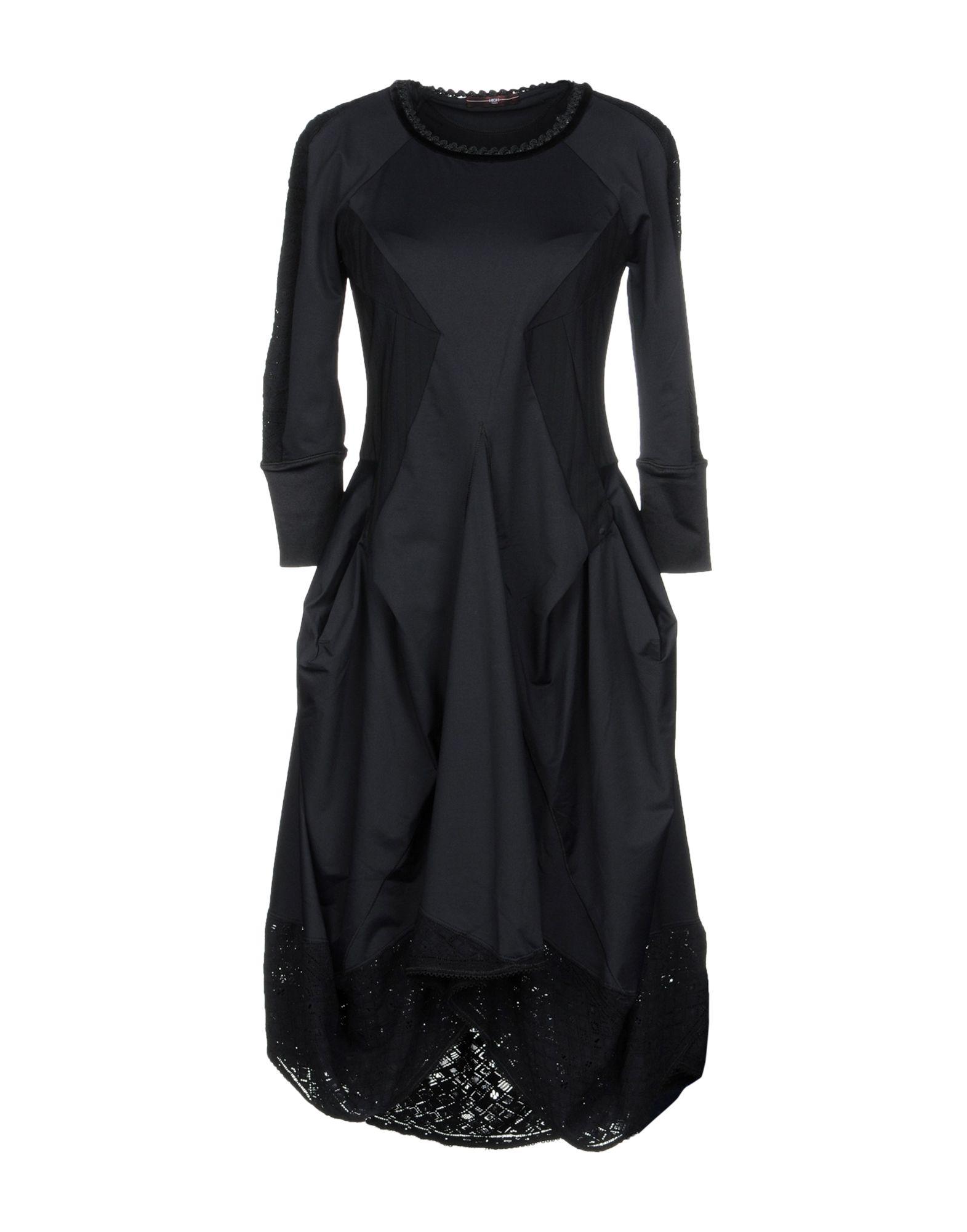 HIGH TECH Платье до колена high tech свитер
