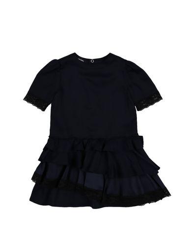 DIESEL Mädchen Kleid Dunkelblau Größe 3 60% Lyocell 40% Baumwolle