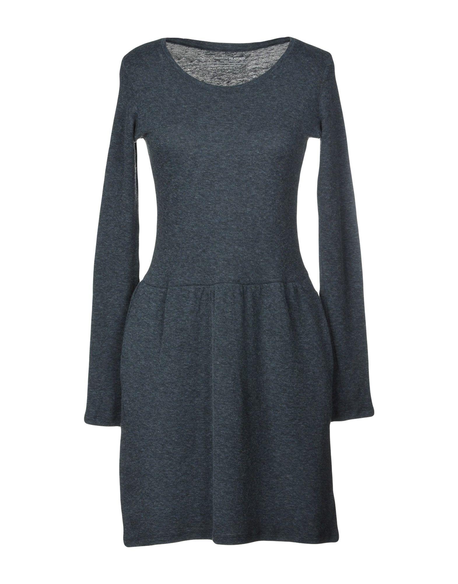 MAJESTIC FILATURES Короткое платье цена 2017