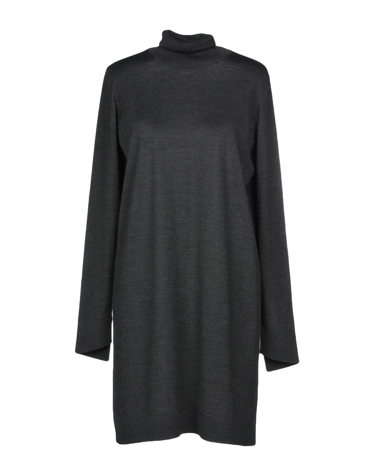 LAMBERTO LOSANI Короткое платье lamberto losani платье до колена