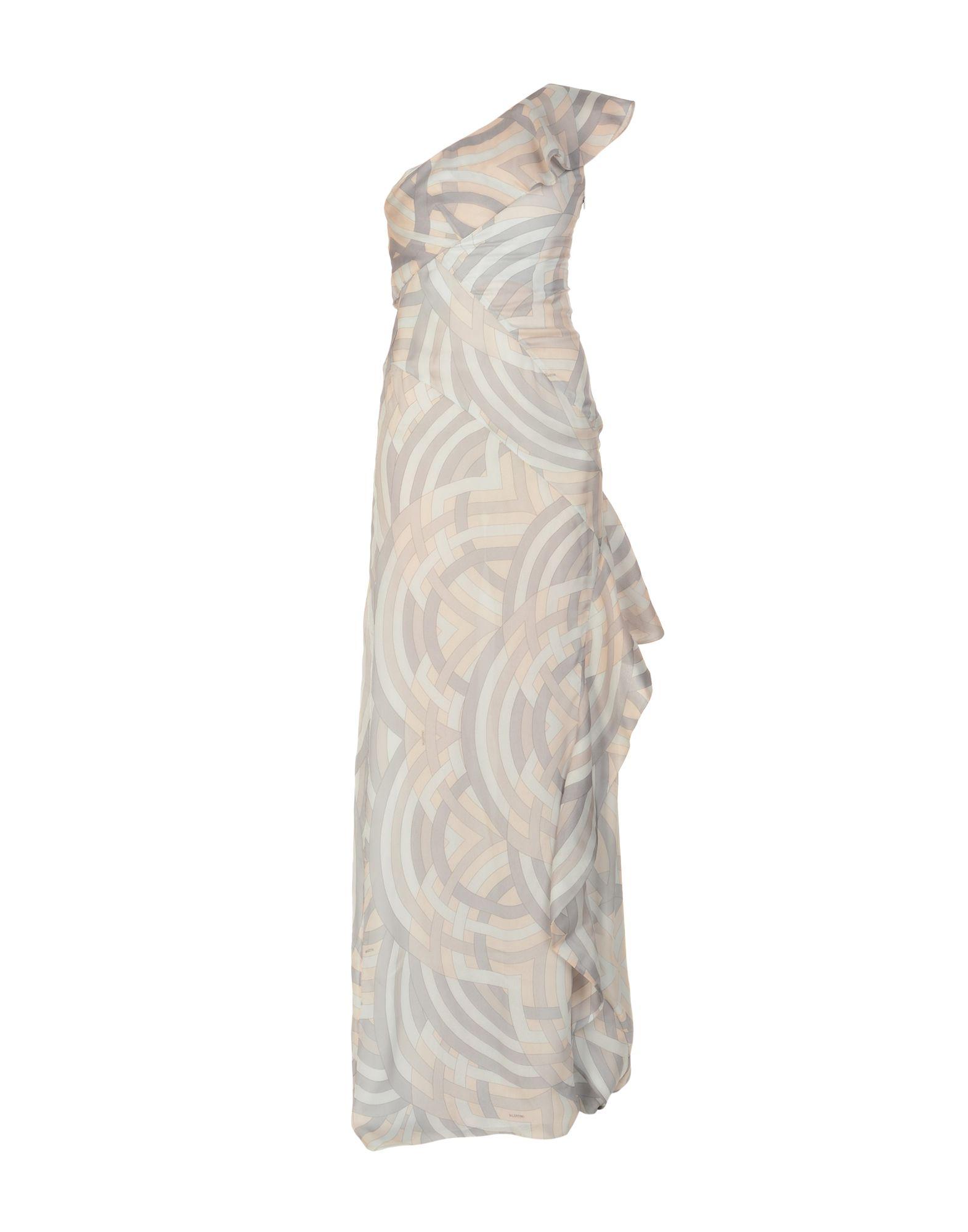 VALENTINO Длинное платье 923 зима полный дрель бархат вечернее платье длинное плечо банкет тост одежды тонкий тонкий хост