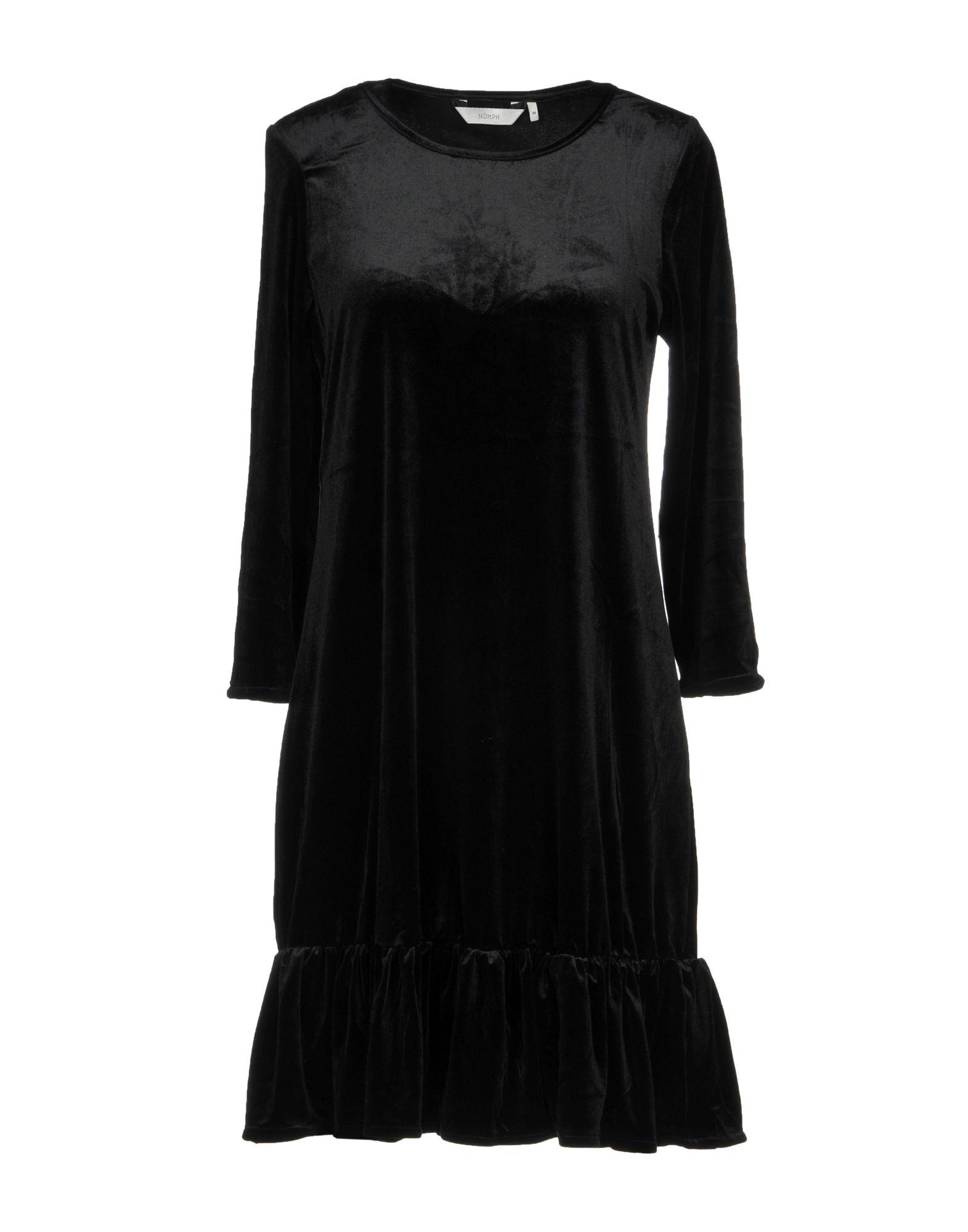 NÜMPH Короткое платье рубашка nümph 7217009 pristine