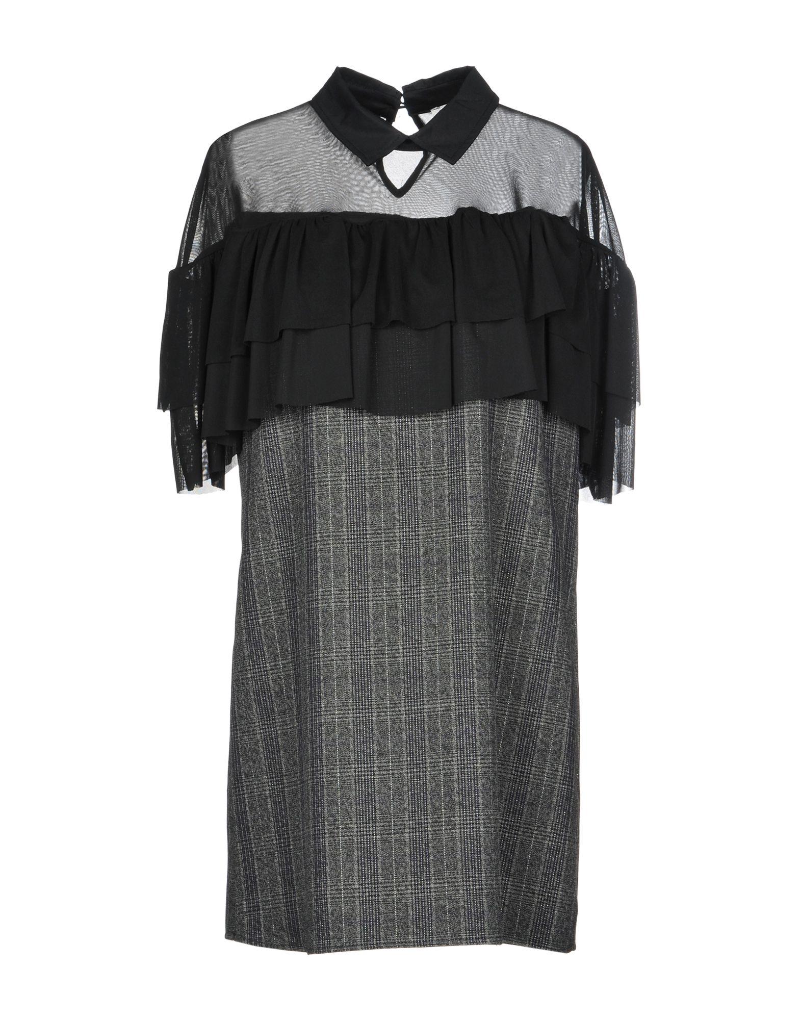 JE SUIS LE FLEUR Короткое платье