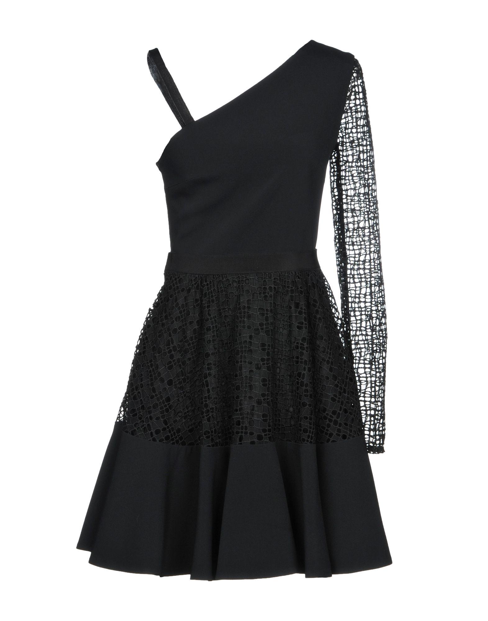 DAVID KOMA Короткое платье недорго, оригинальная цена