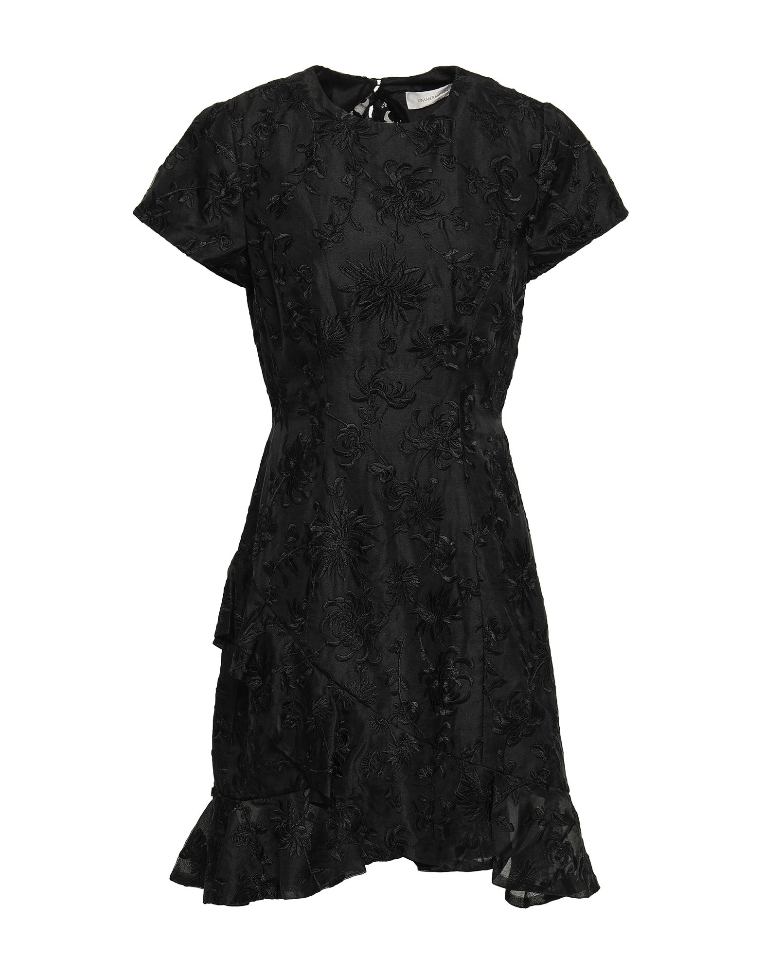 ZIMMERMANN Короткое платье zimmermann мини юбка