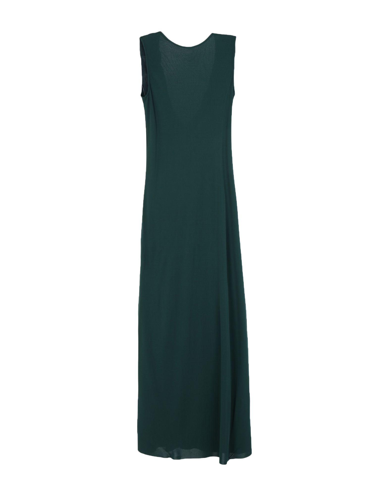 I BLUES Длинное платье цена 2017