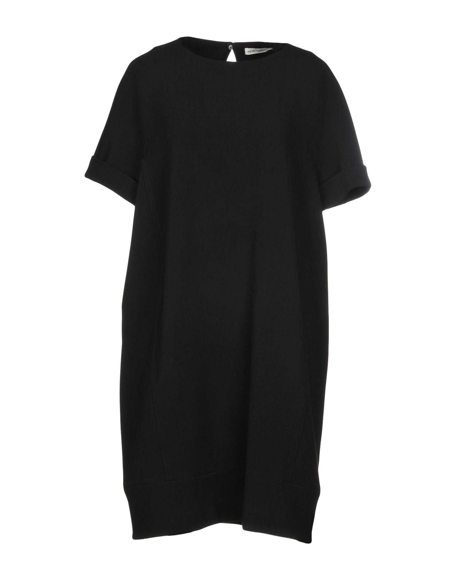 NEW YORK INDUSTRIE Короткое платье консилер absolute new york radiant cover 04 цвет 04 light medium neutral variant hex name b68161