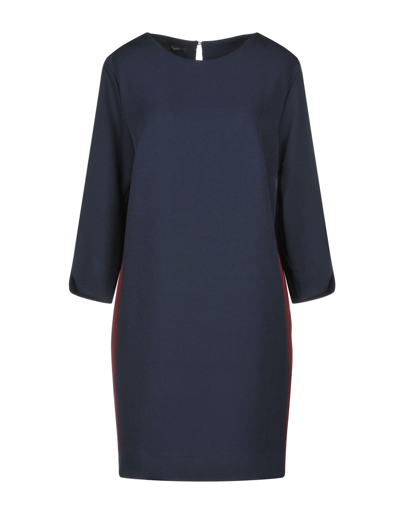 где купить HANITA Короткое платье по лучшей цене
