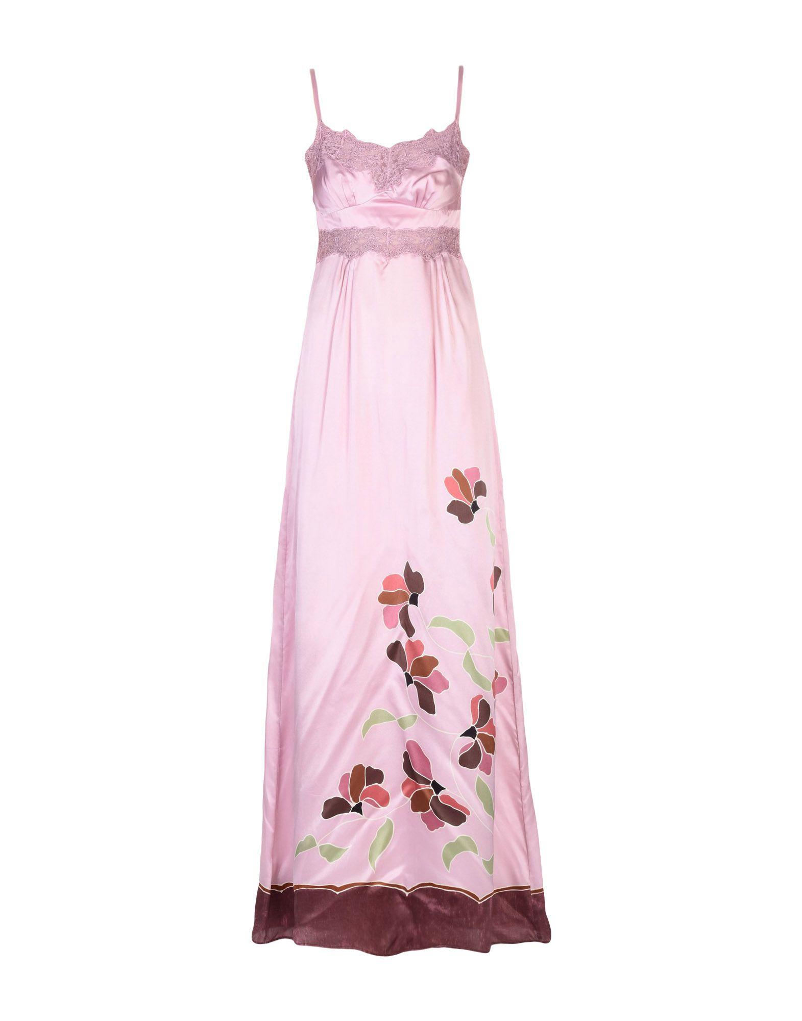 SCERVINO STREET Длинное платье
