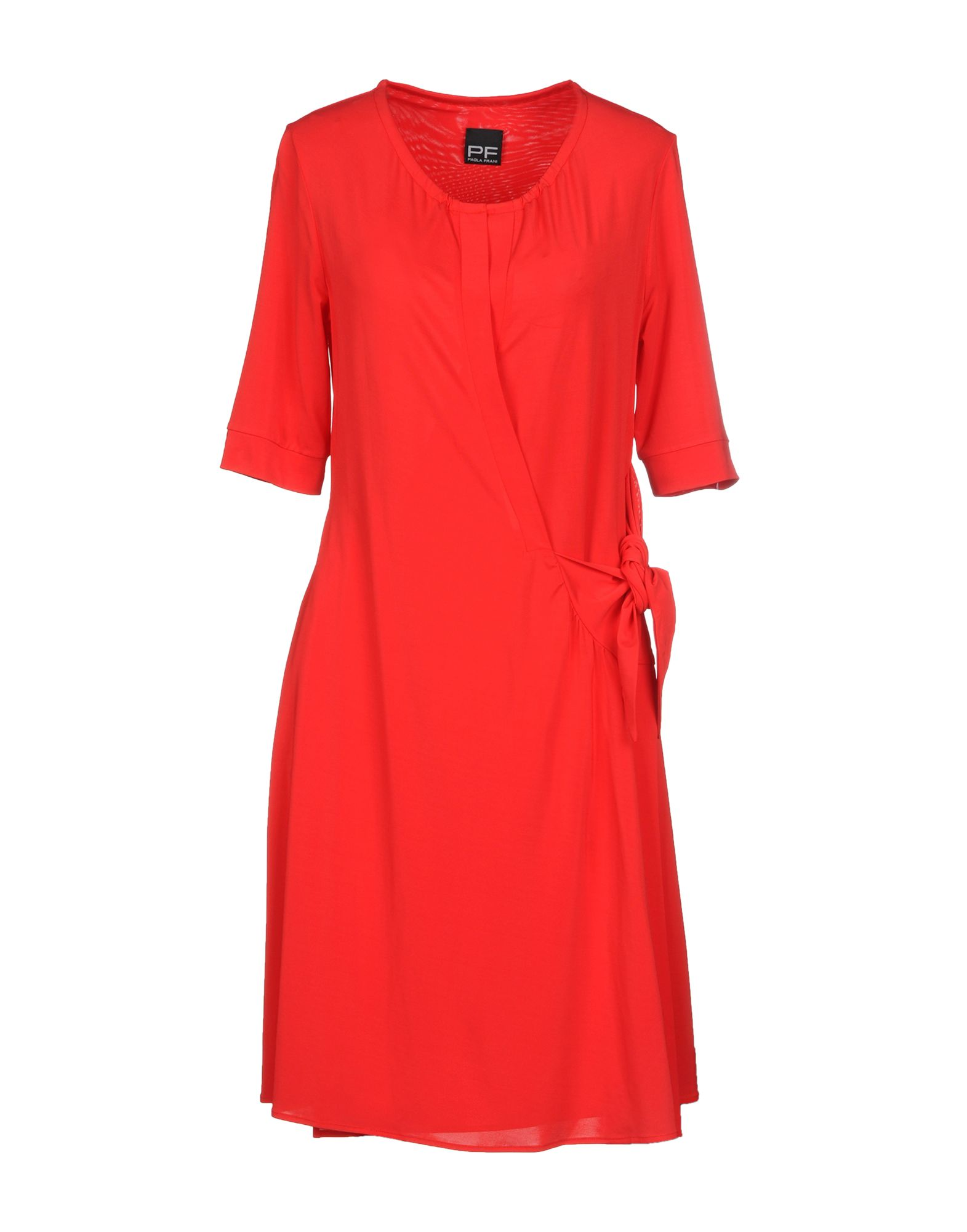 PF PAOLA FRANI Короткое платье