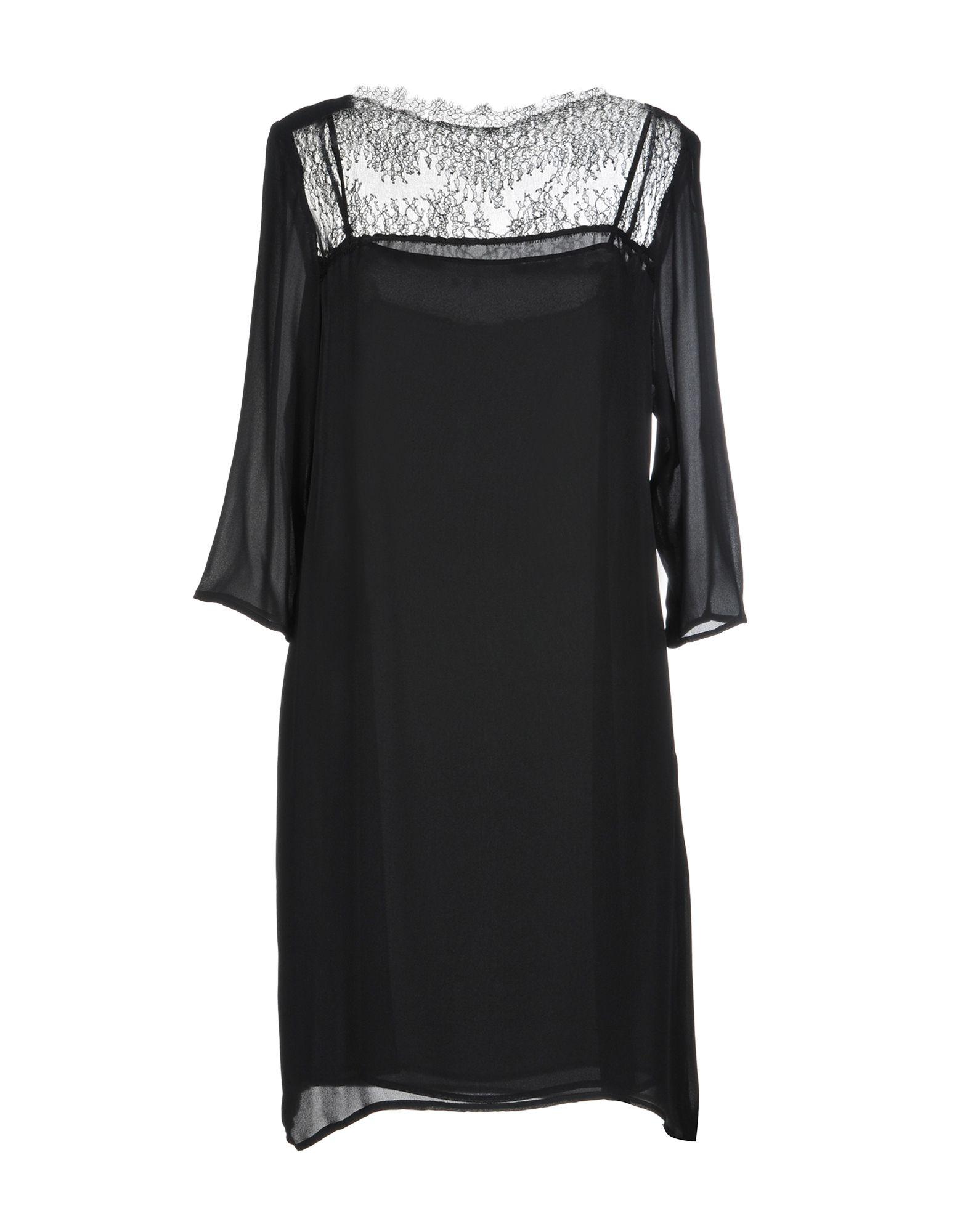 GERARD DAREL Короткое платье gerard darel юбка длиной 3 4