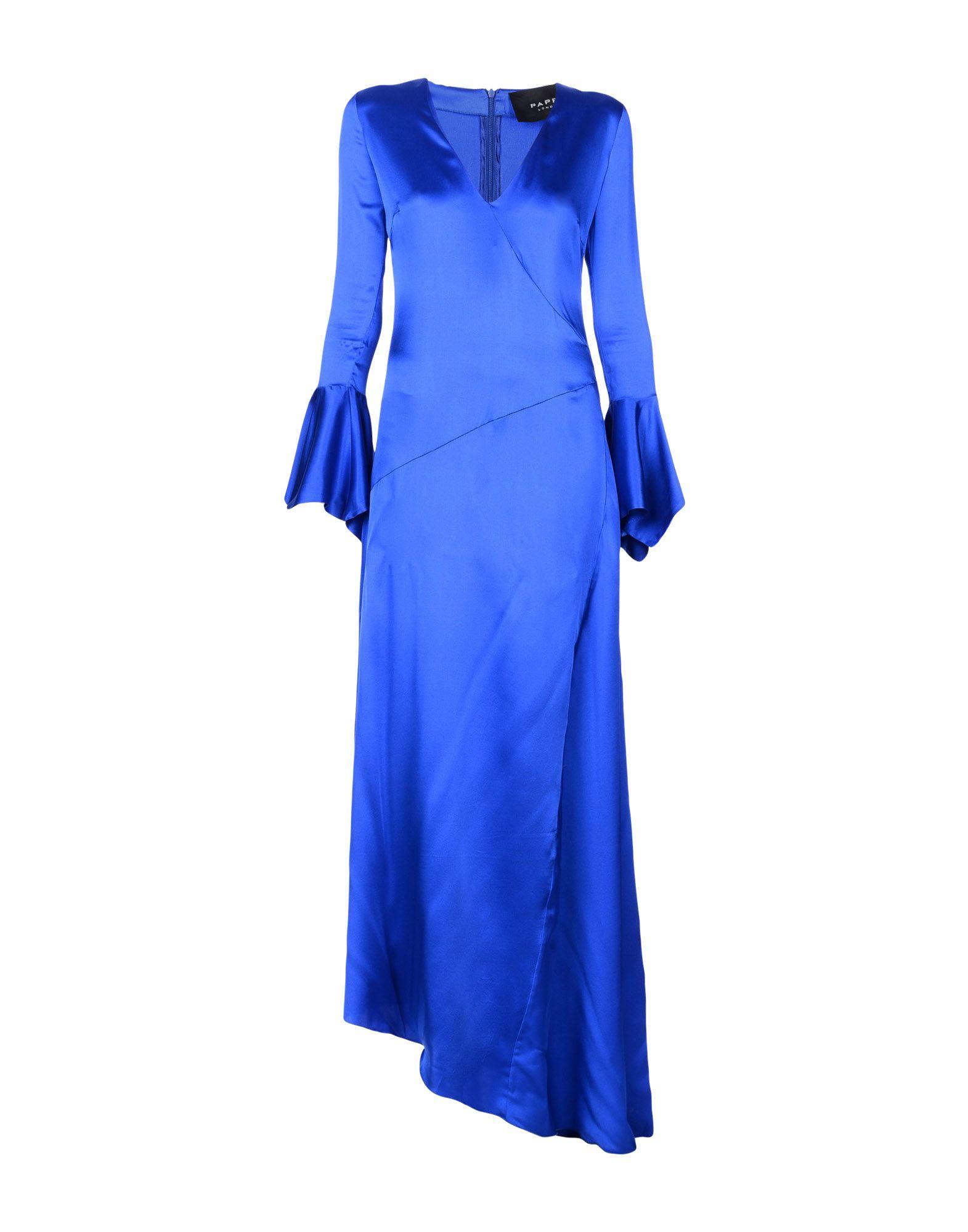 PAPER London Длинное платье платье paper dolls платья и сарафаны кружевные ажурные и гипюровые