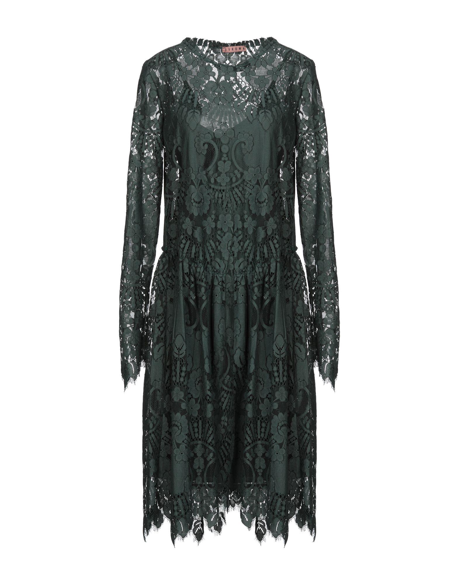 DV Roma Платье до колена casting платье до колена