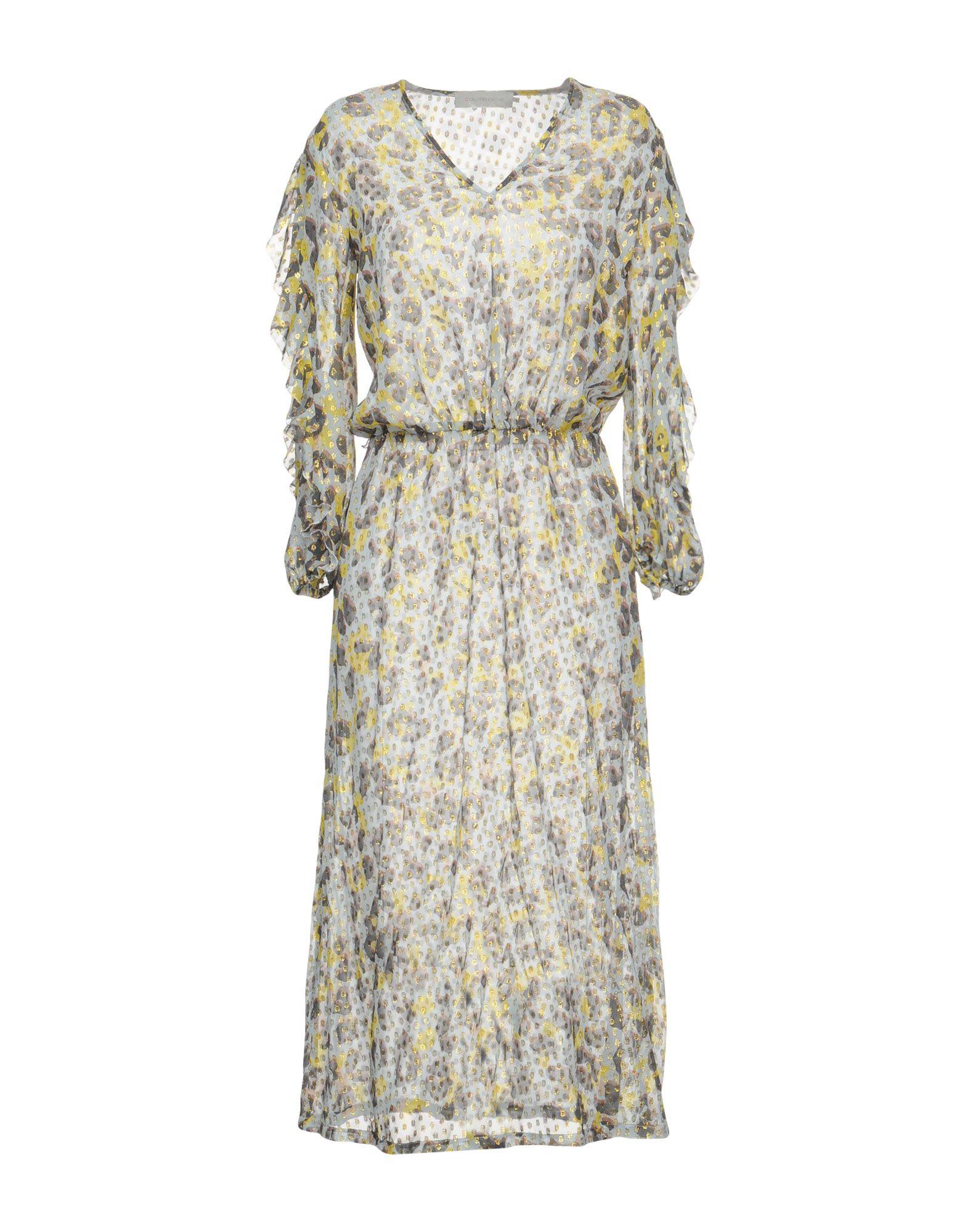 L' AUTRE CHOSE Платье до колена стоимость