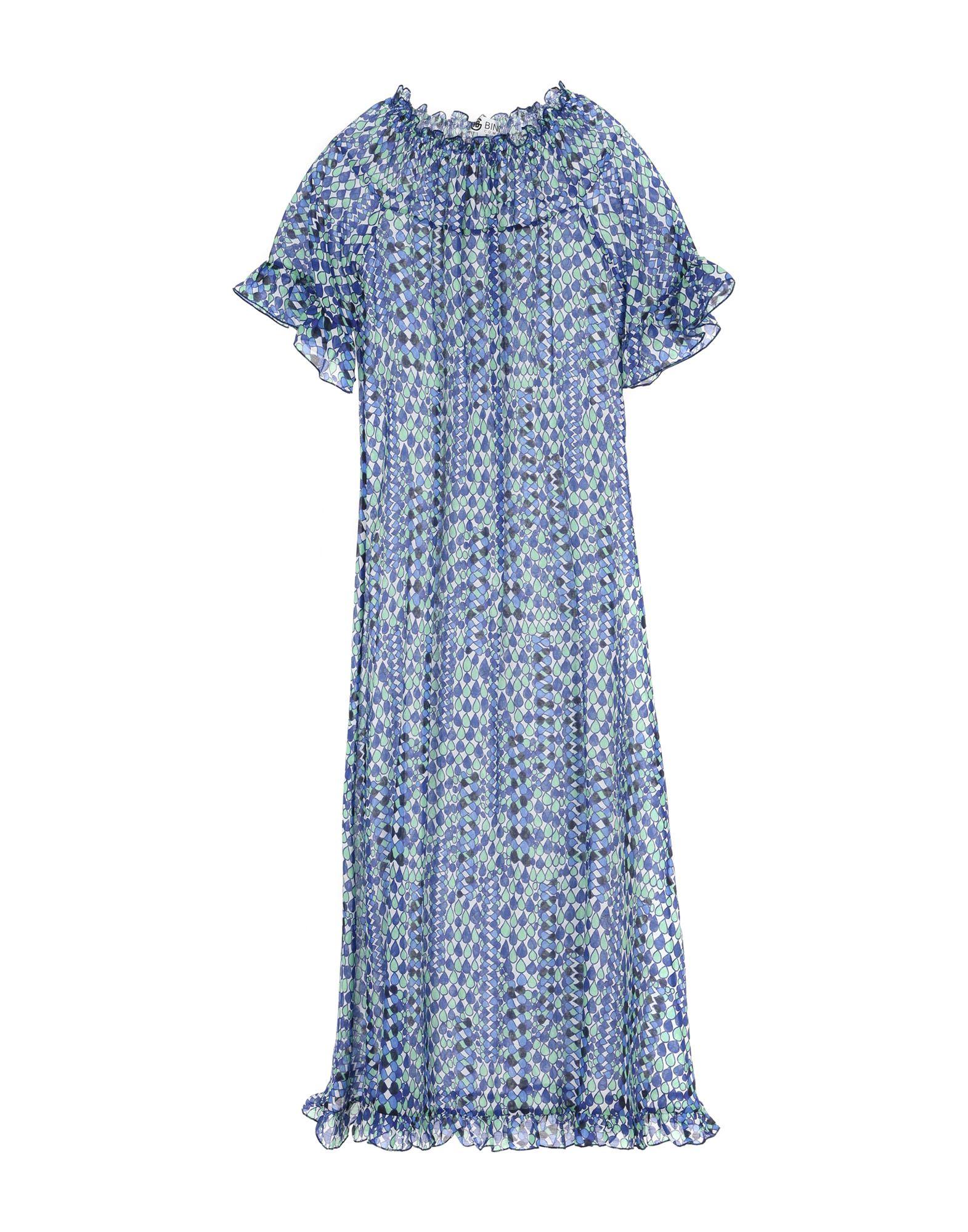 где купить BINI Como Платье длиной 3/4 дешево