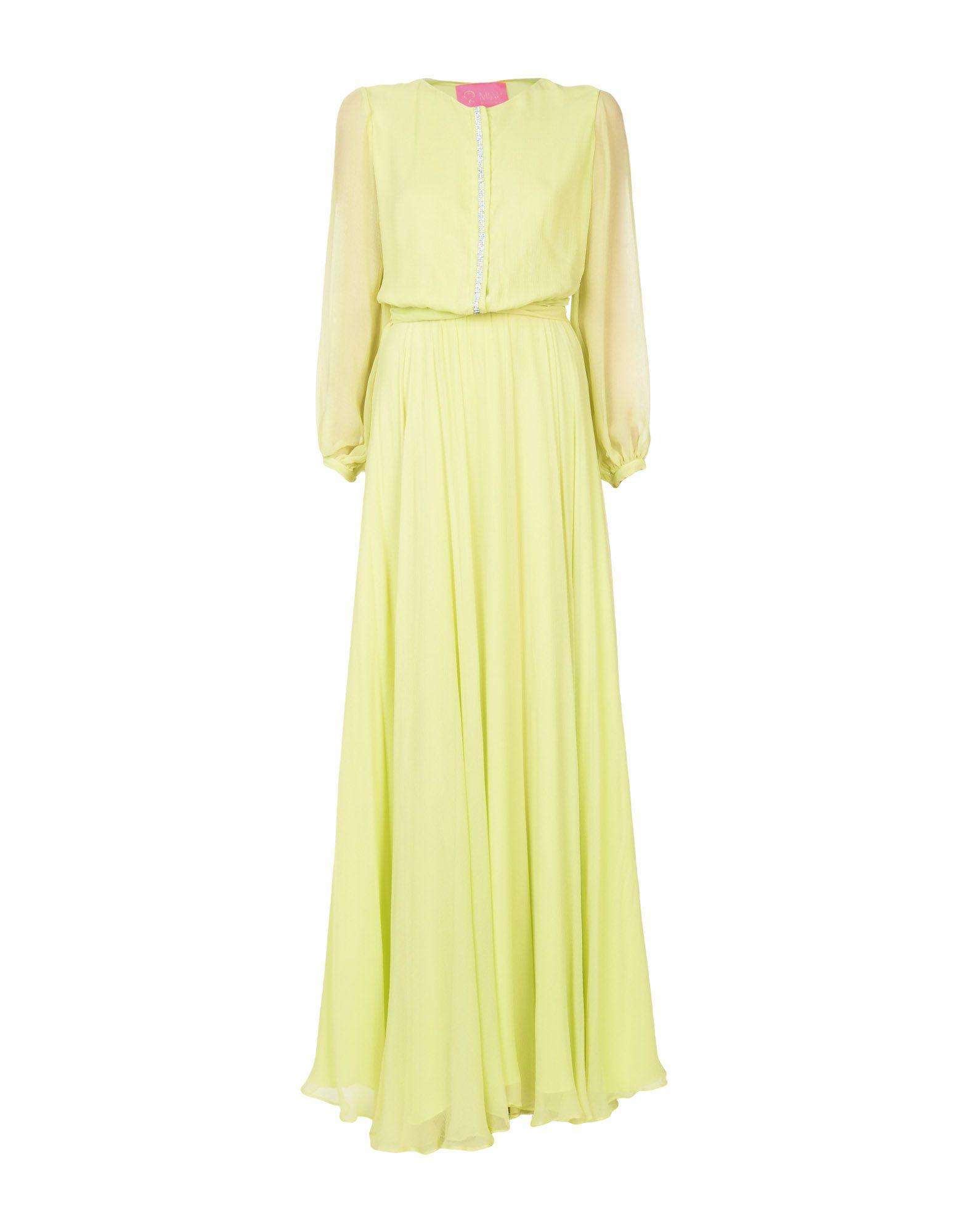 MIAU by CLARA ROTESCU Длинное платье clara garrone короткое платье
