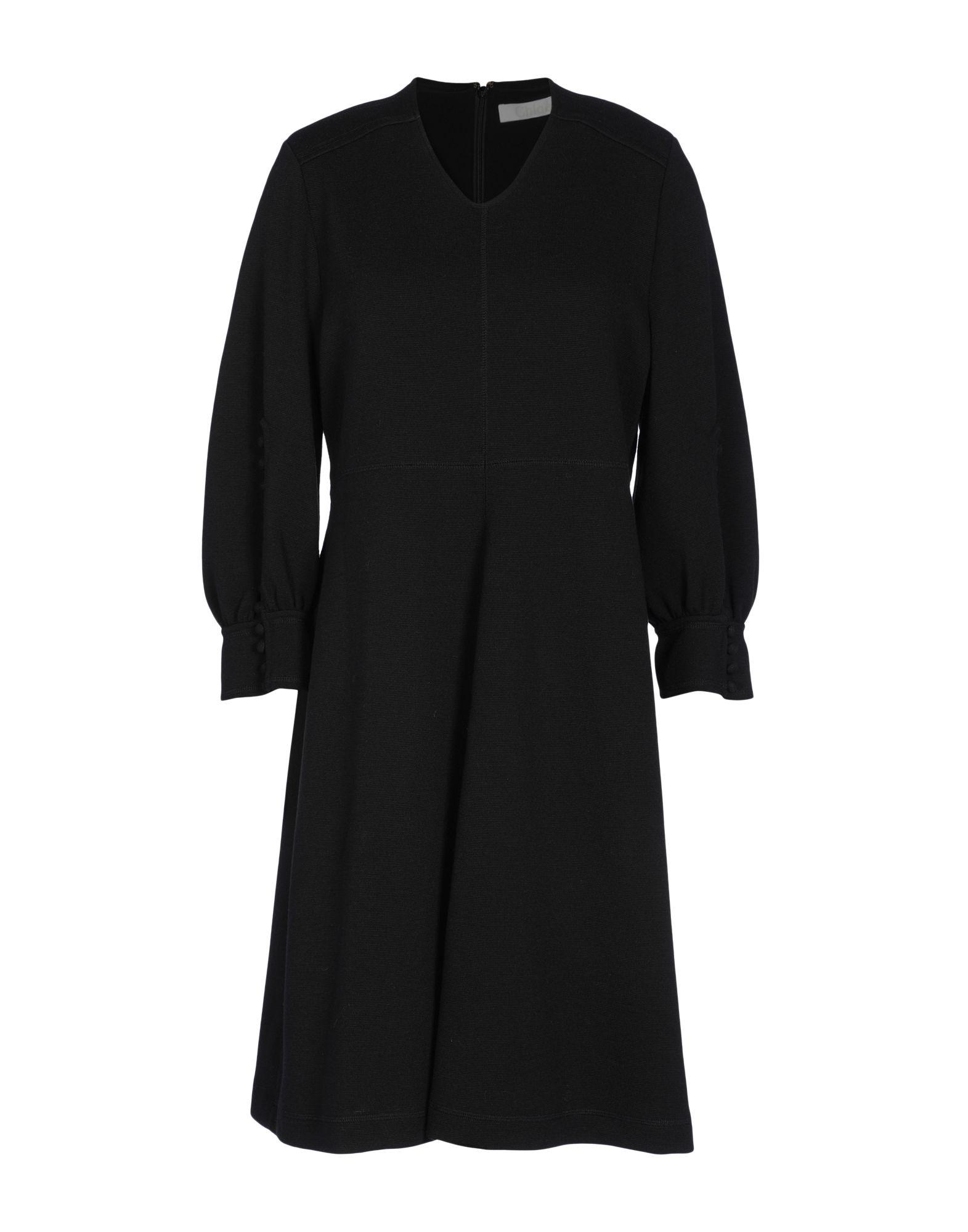 CHLOÉ Короткое платье clara kito короткое платье