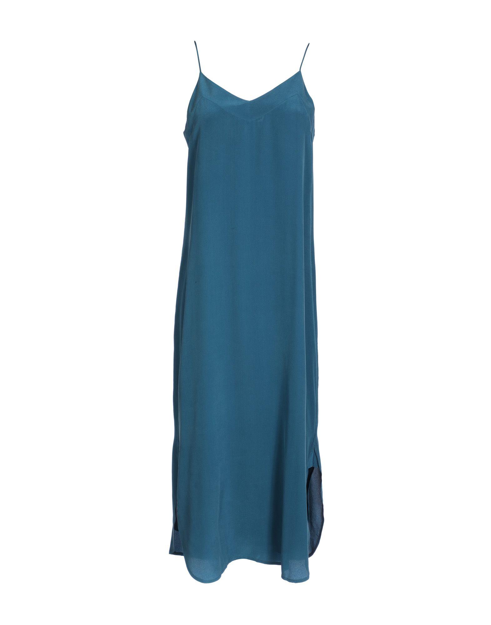 EQUIPMENT Платье до колена цена 2017