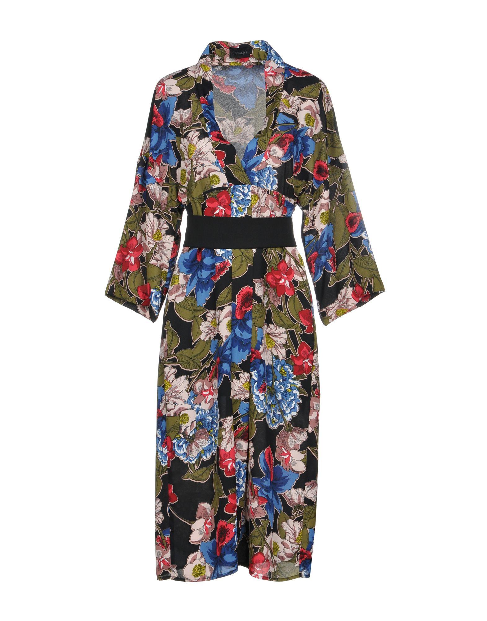 (A.S.A.P.) Платье до колена цена 2017