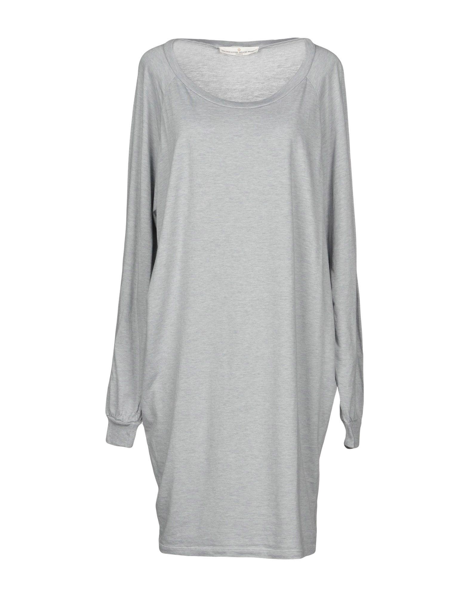 Light Modesens Golden In Short Goose Grey Dresses xxnfI1