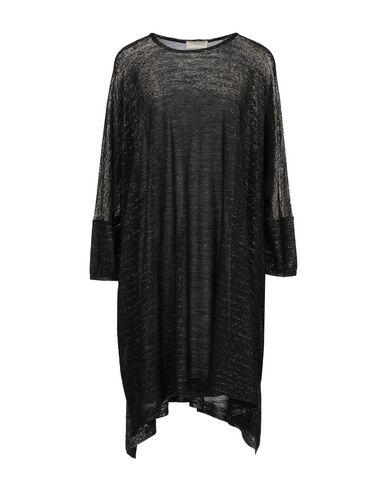 Фото - Женское короткое платье MOMONÍ бронзового цвета