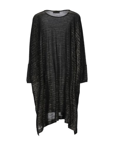 Фото 2 - Женское короткое платье MOMONÍ бронзового цвета