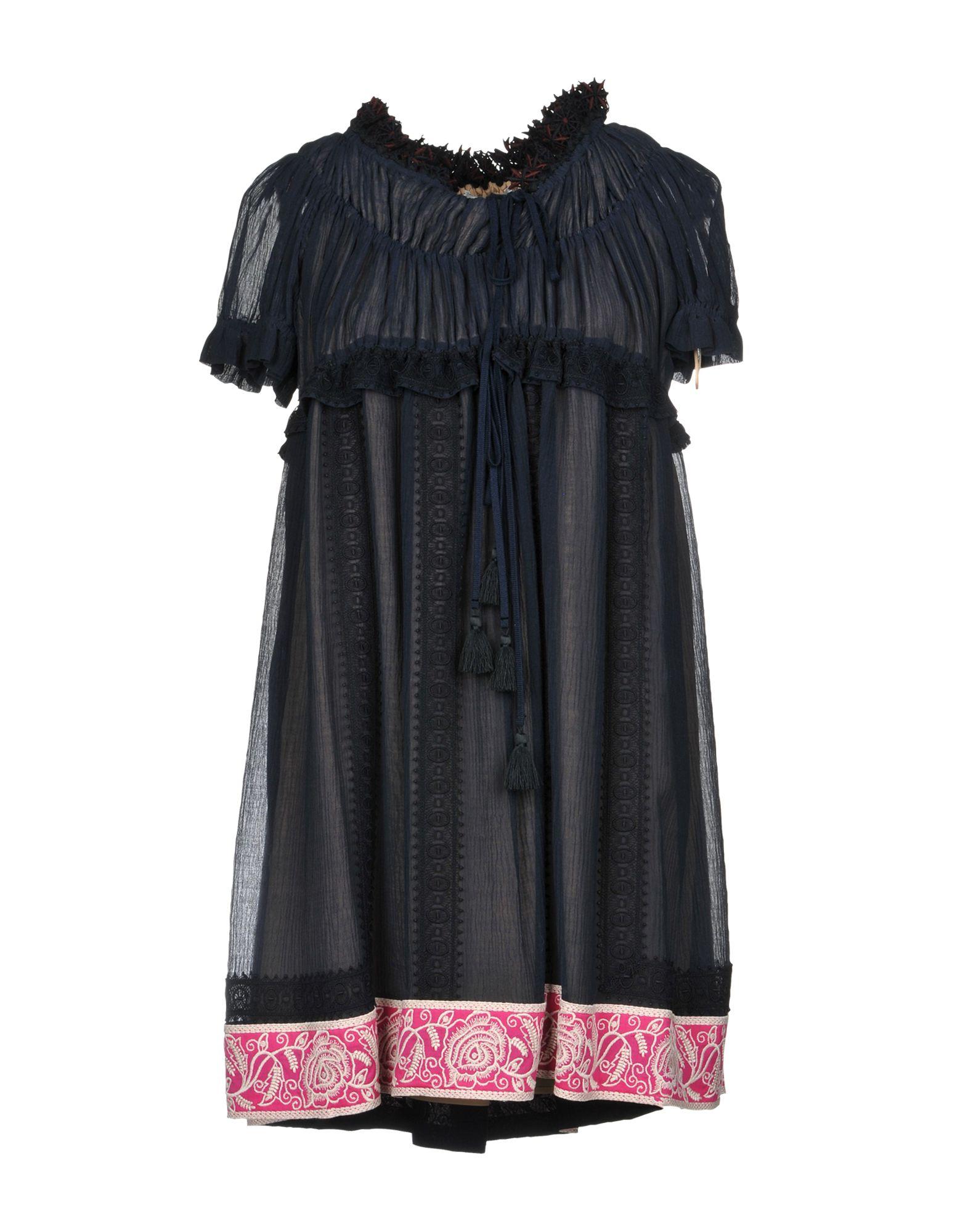 CHLOÉ Короткое платье цена 2017