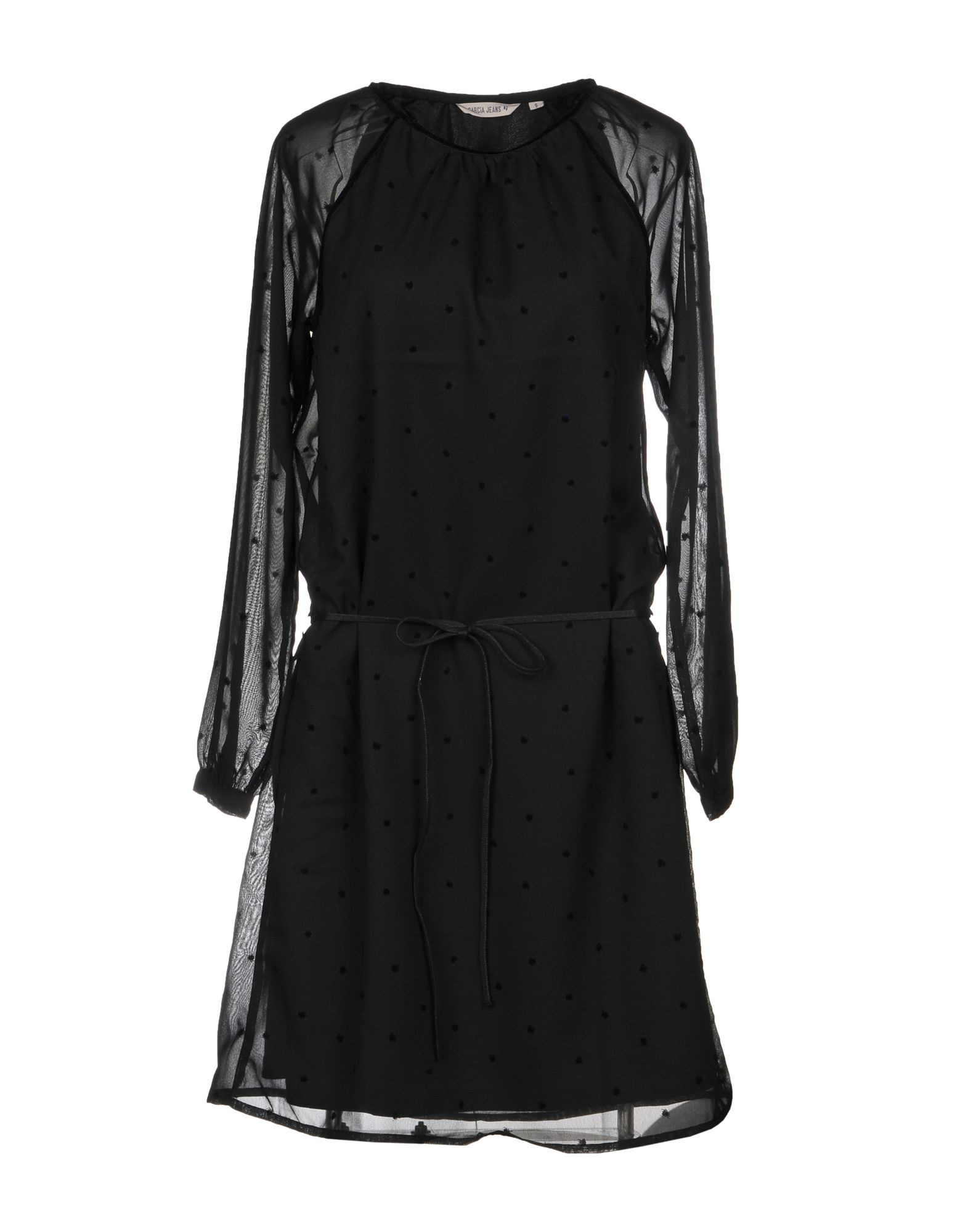 GARCIA JEANS Короткое платье garcia jeans платье до колена
