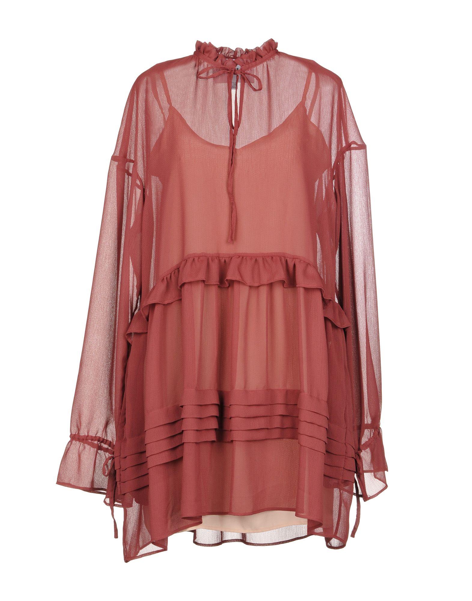 PERSEVERANCE Short Dress in Pastel Pink