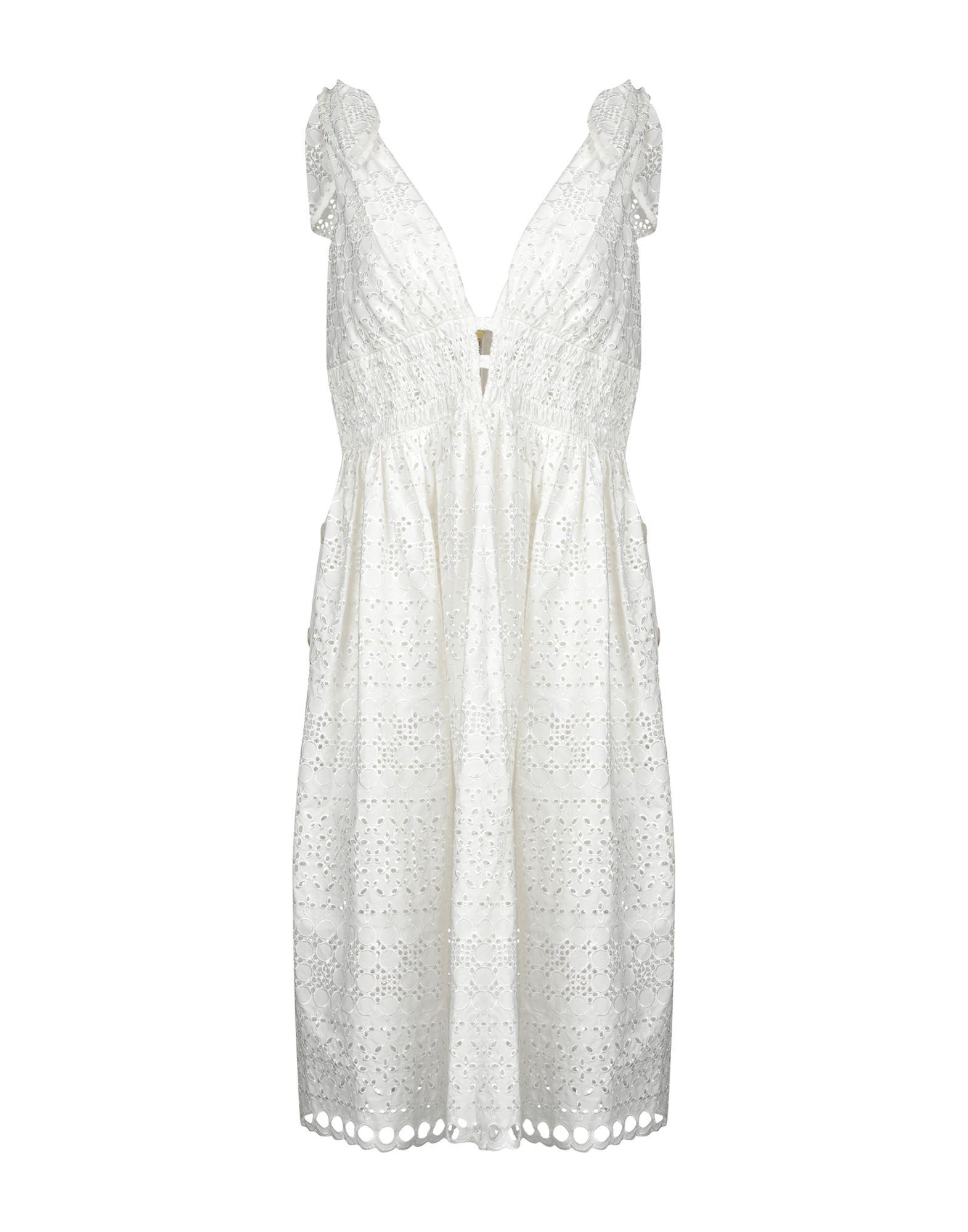 SELF-PORTRAIT Платье до колена все цены