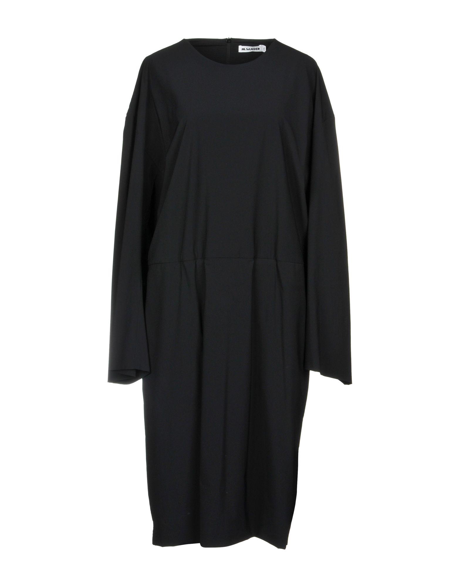 JIL SANDER Платье до колена