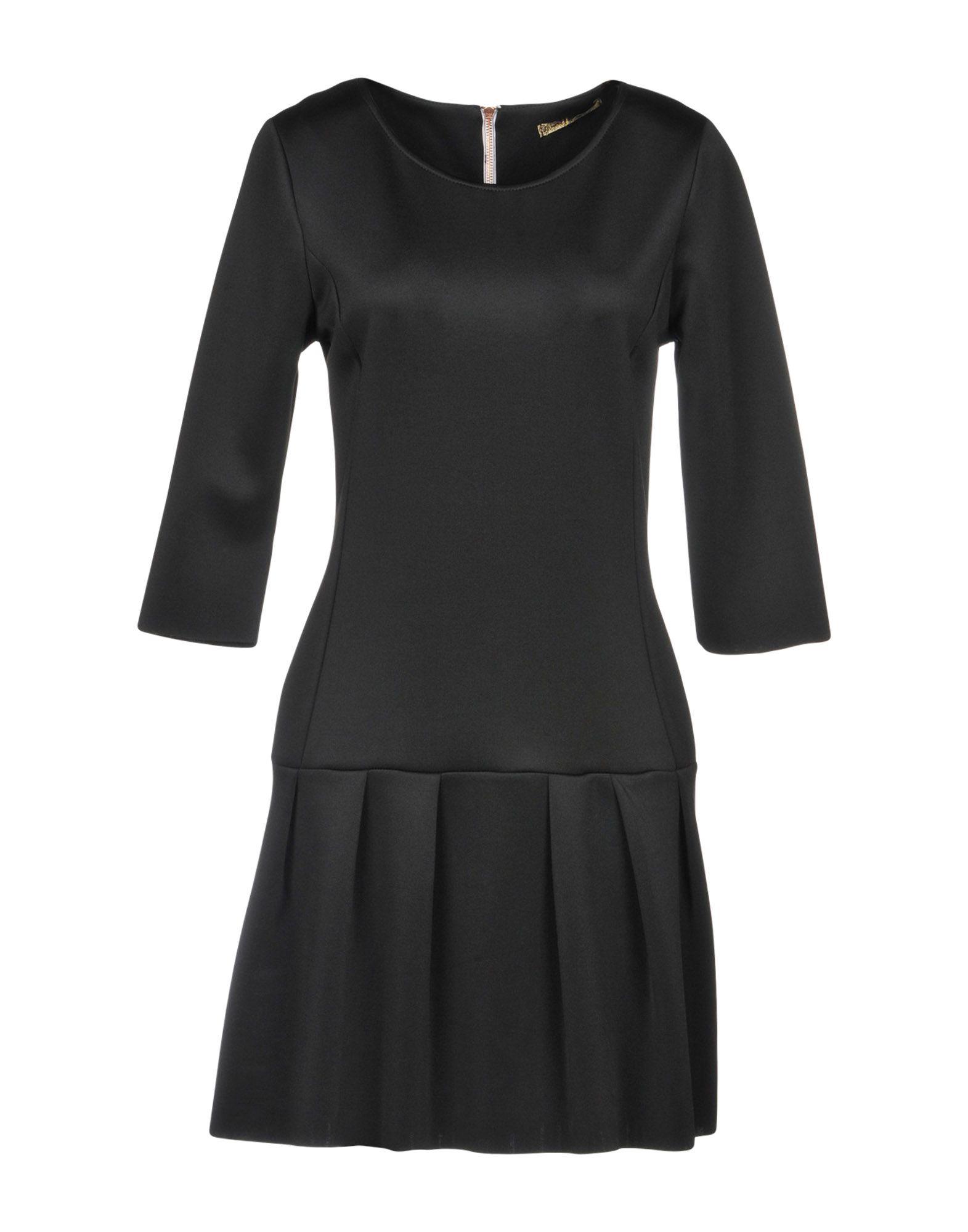 MAILLE DEMOISELLE Короткое платье maille clu свитер