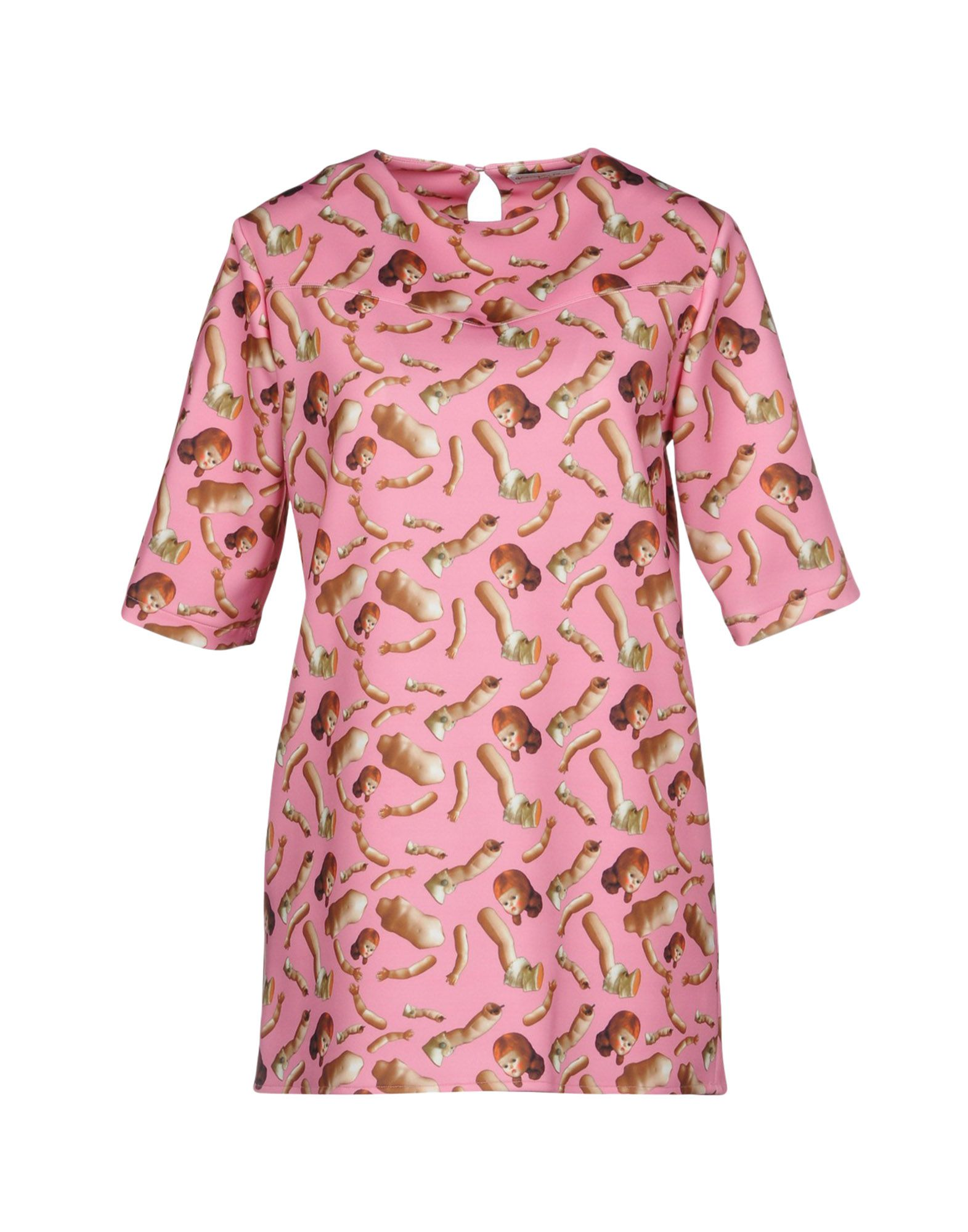 GIORGIA FIORE T-Shirt in Pink