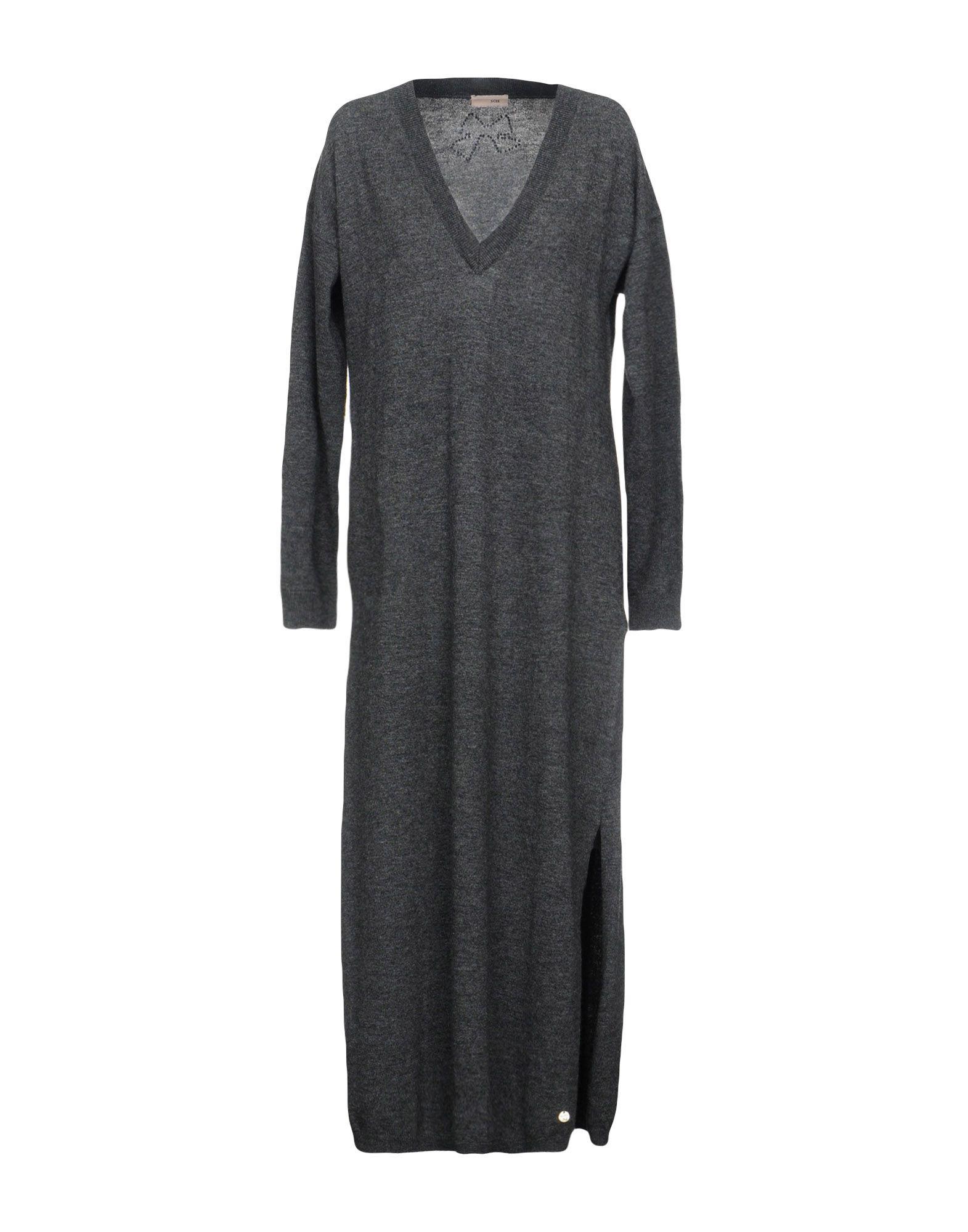 SCEE by TWINSET Платье длиной 3/4