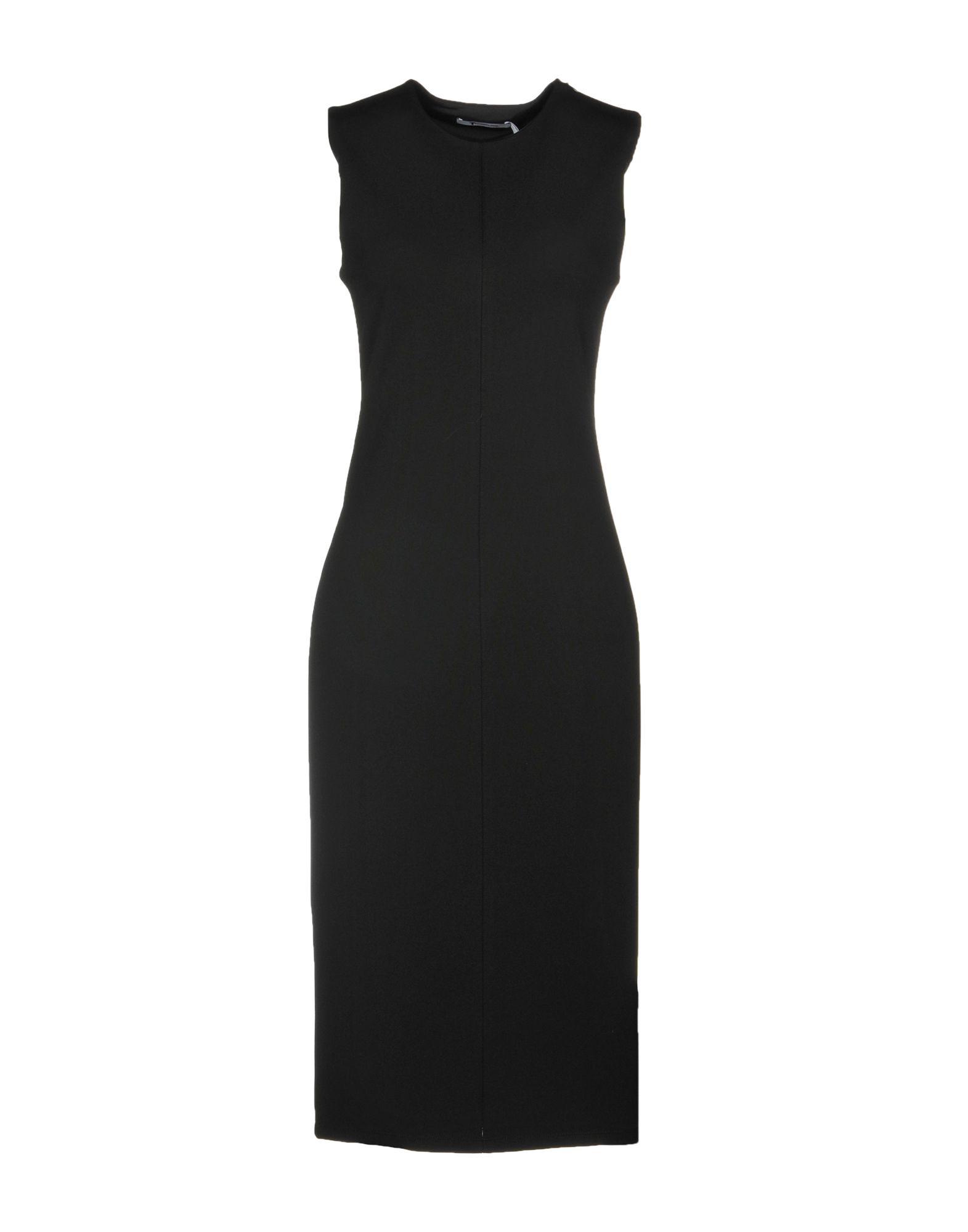ALEXANDER WANG Платье до колена цена 2017