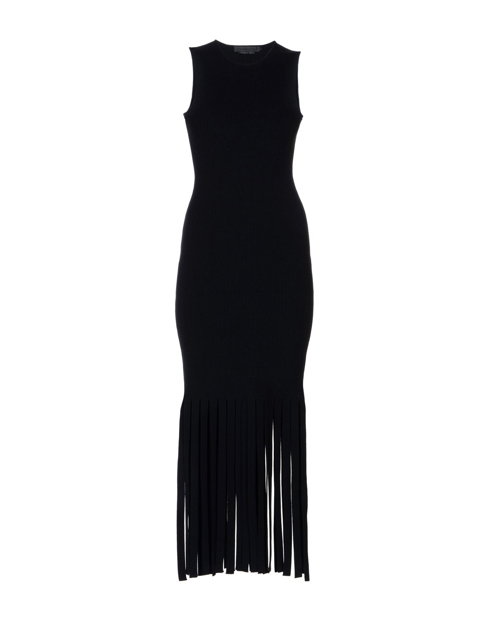 ALEXANDER WANG Длинное платье