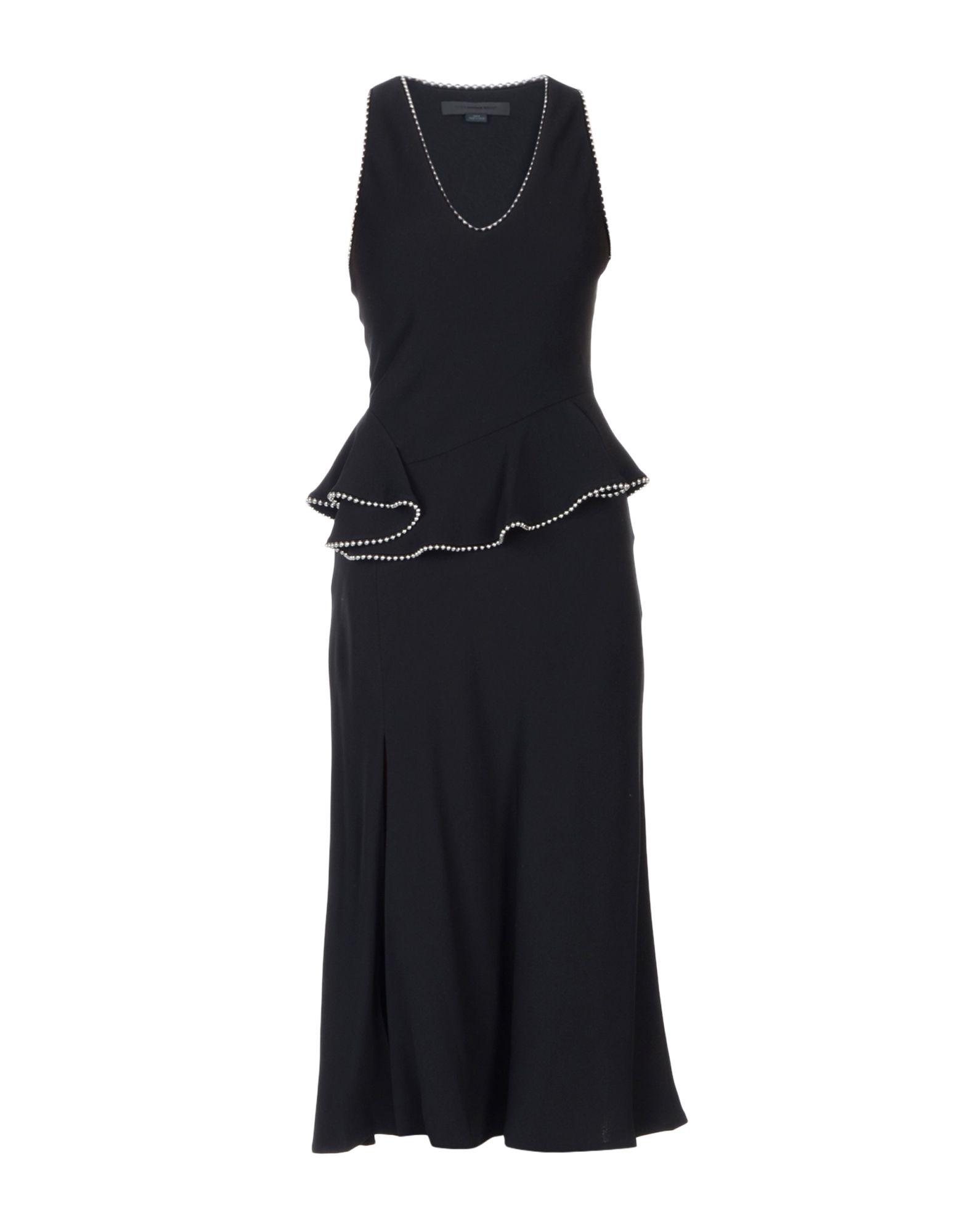 ALEXANDER WANG Платье длиной 3/4 t by alexander wang платье длиной 3 4