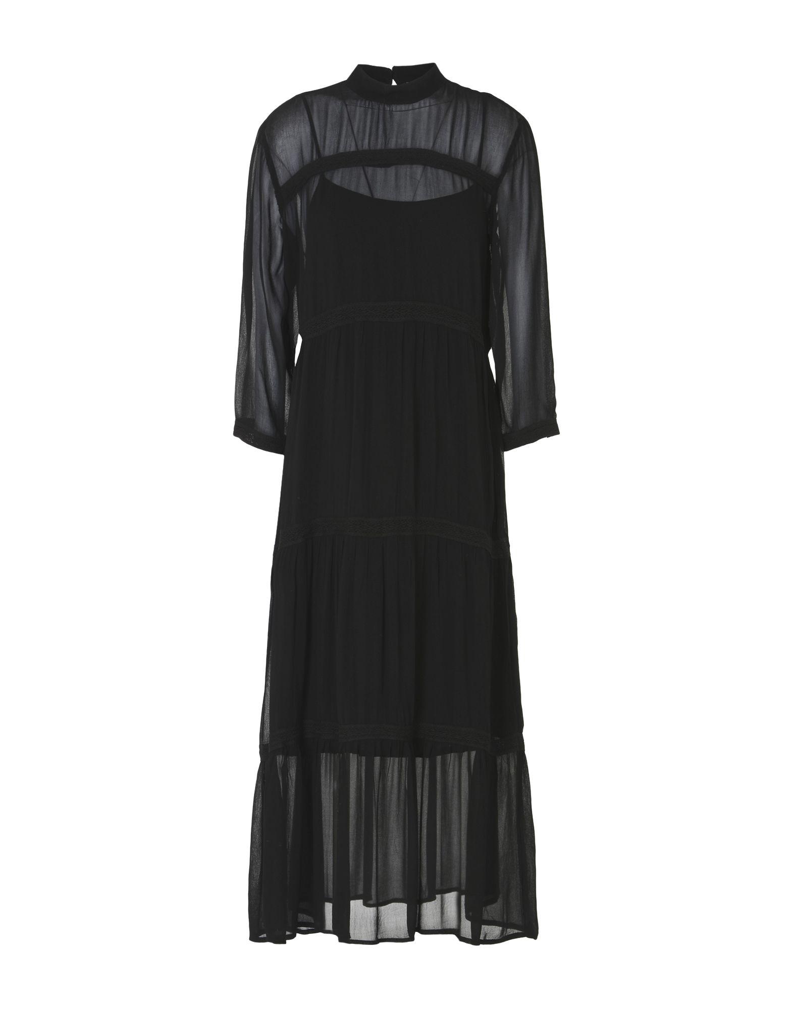 MBYM Midi Dress in Black