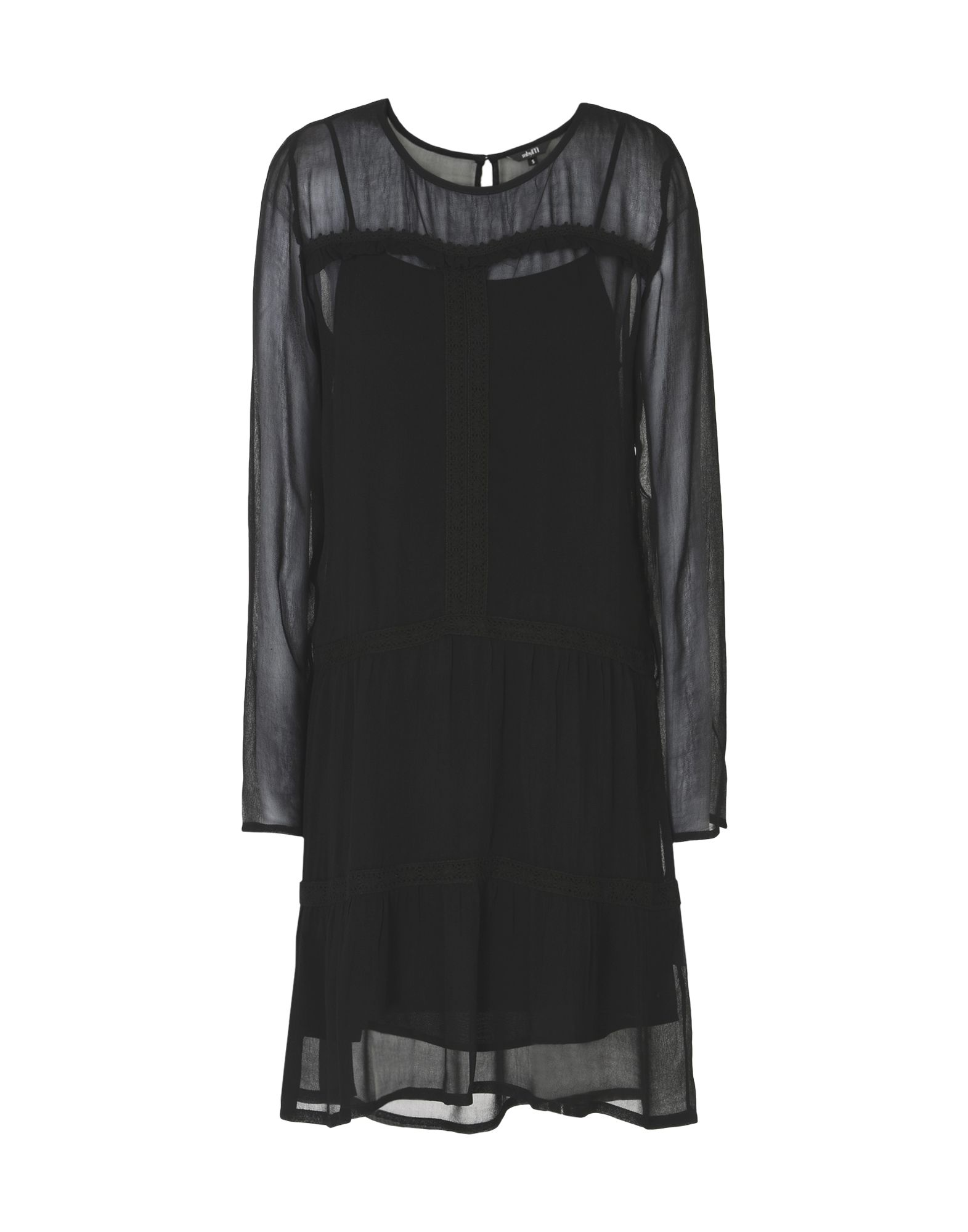 MBYM Short Dress in Black