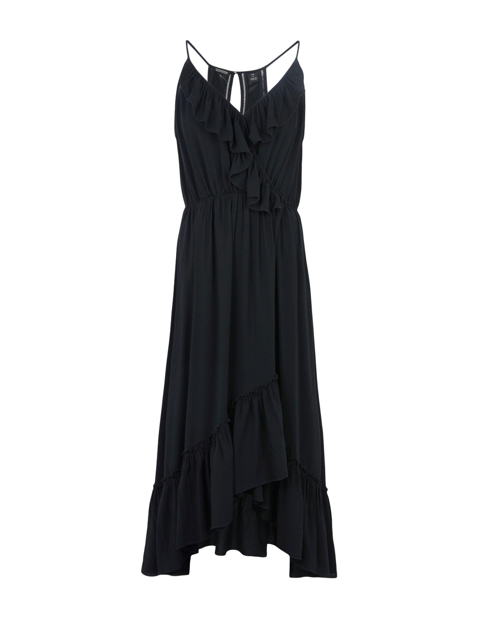 SCOTCH & SODA Платье длиной 3/4 цена и фото