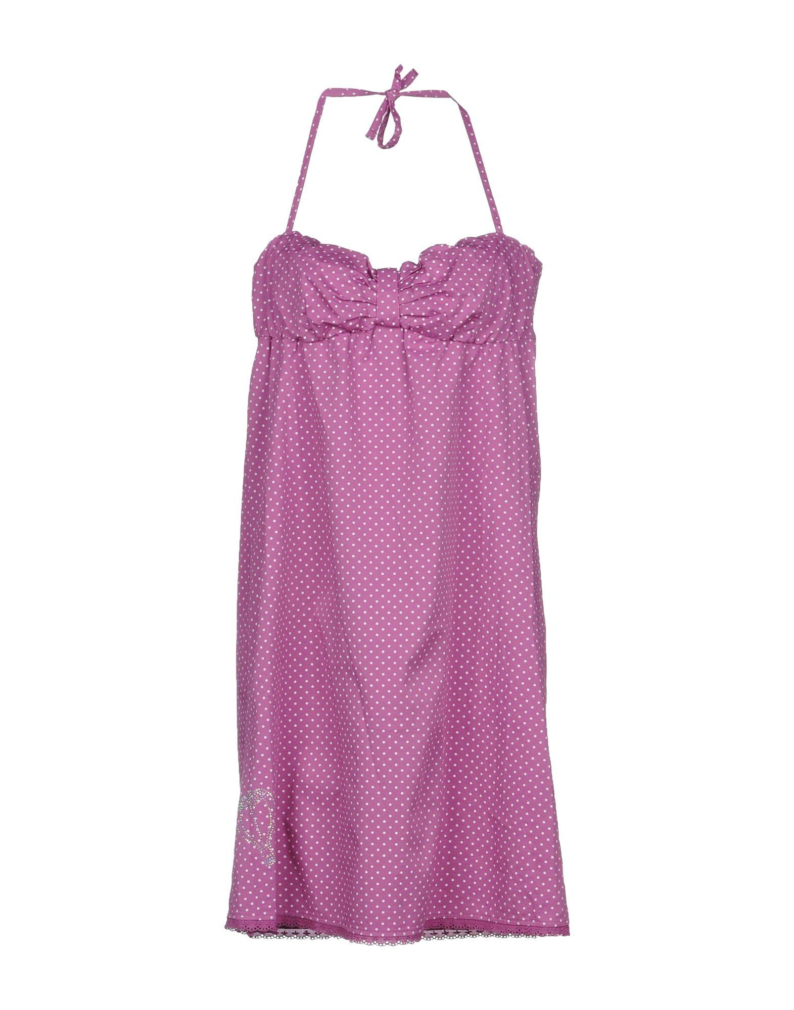 VERYSIMPLE Короткое платье verysimple