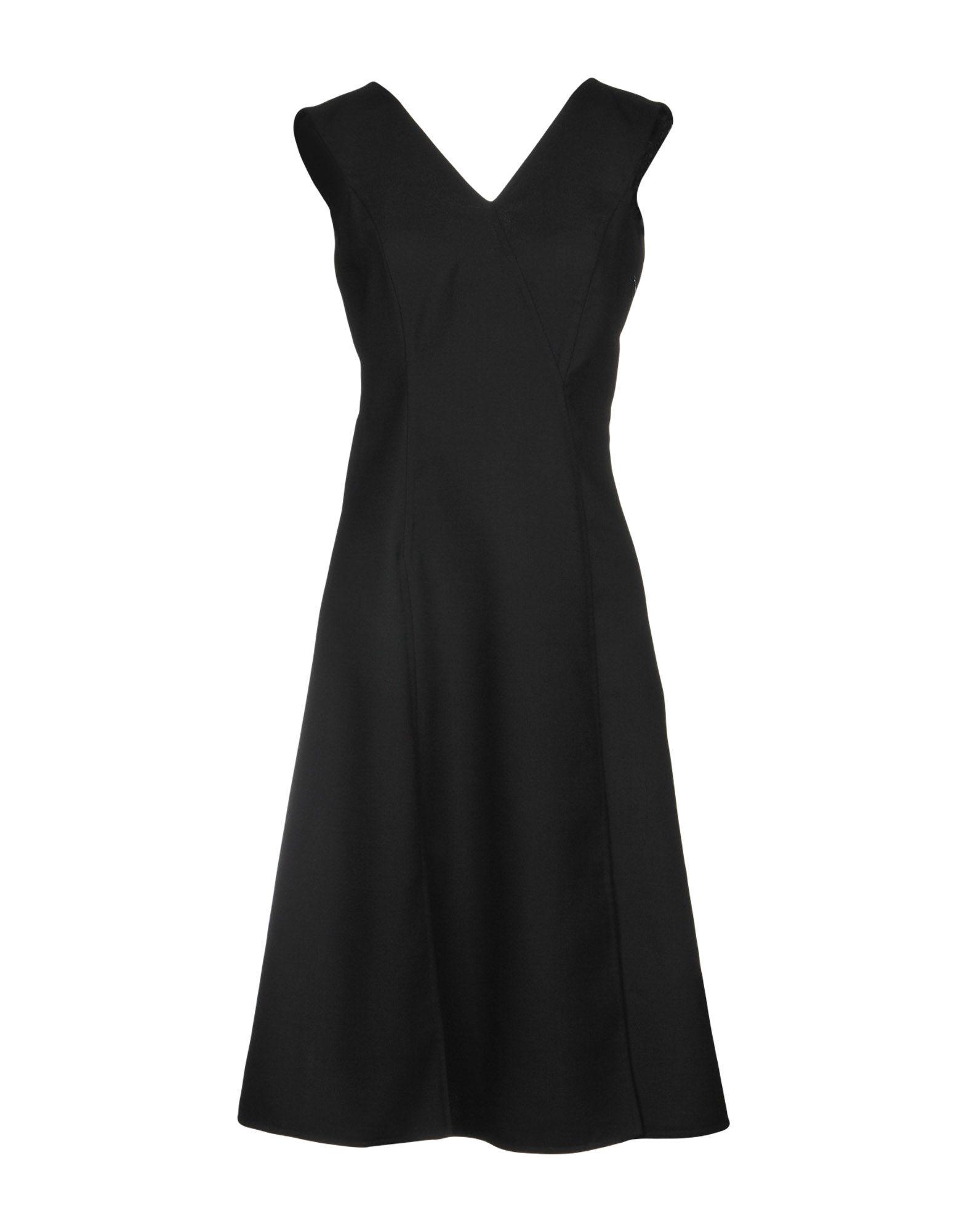 где купить SALVATORE FERRAGAMO Платье до колена по лучшей цене