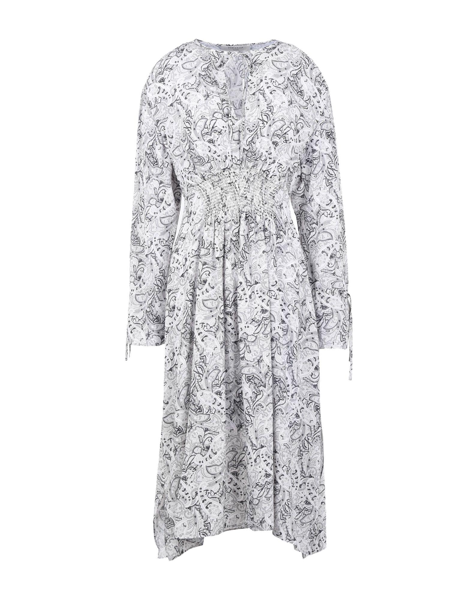ALLSAINTS Платье длиной 3/4 tenax платье длиной 3 4